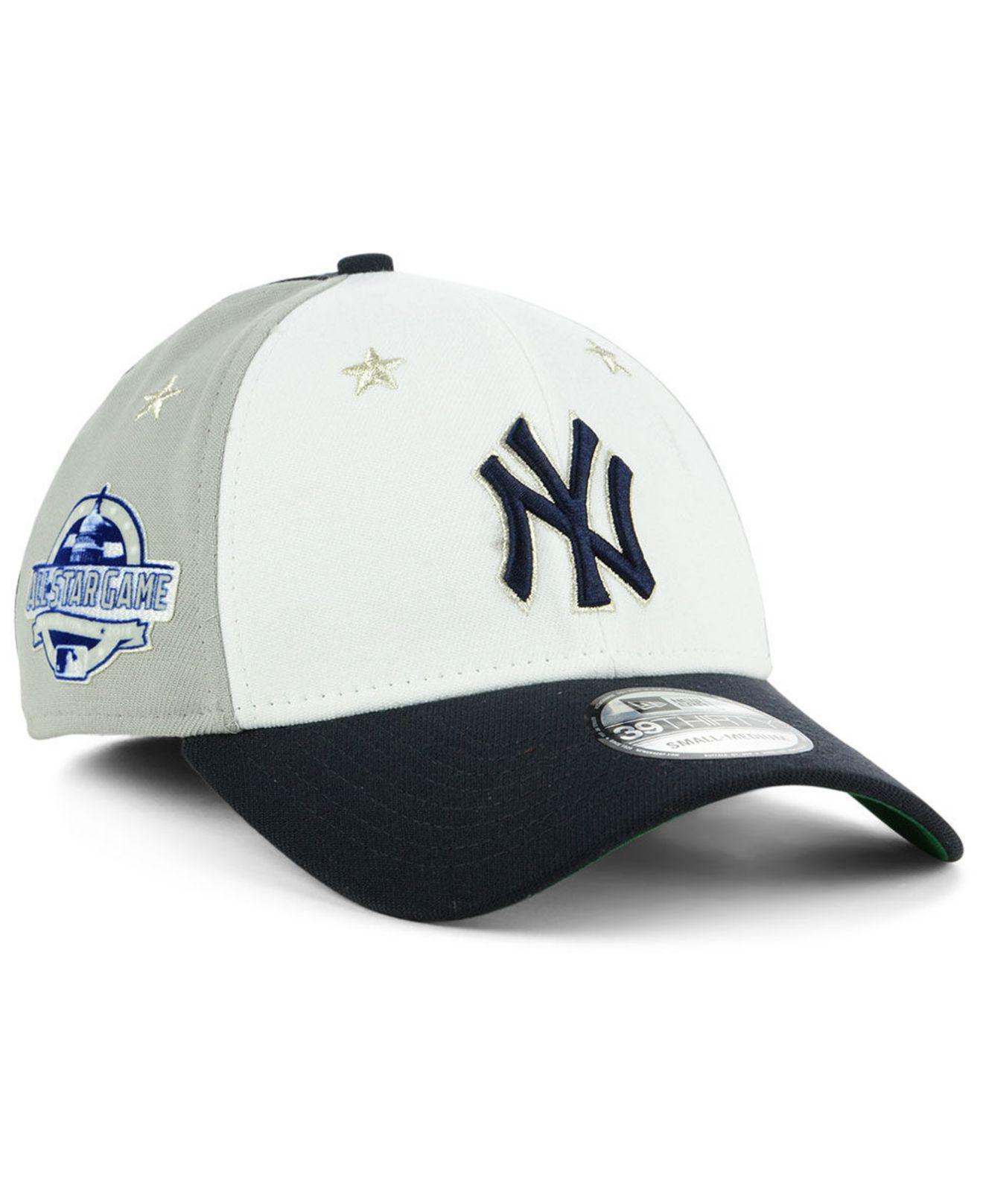 Lyst - KTZ New York Yankees All Star Game 39thirty Stretch Fitted ... 23a487e3379f