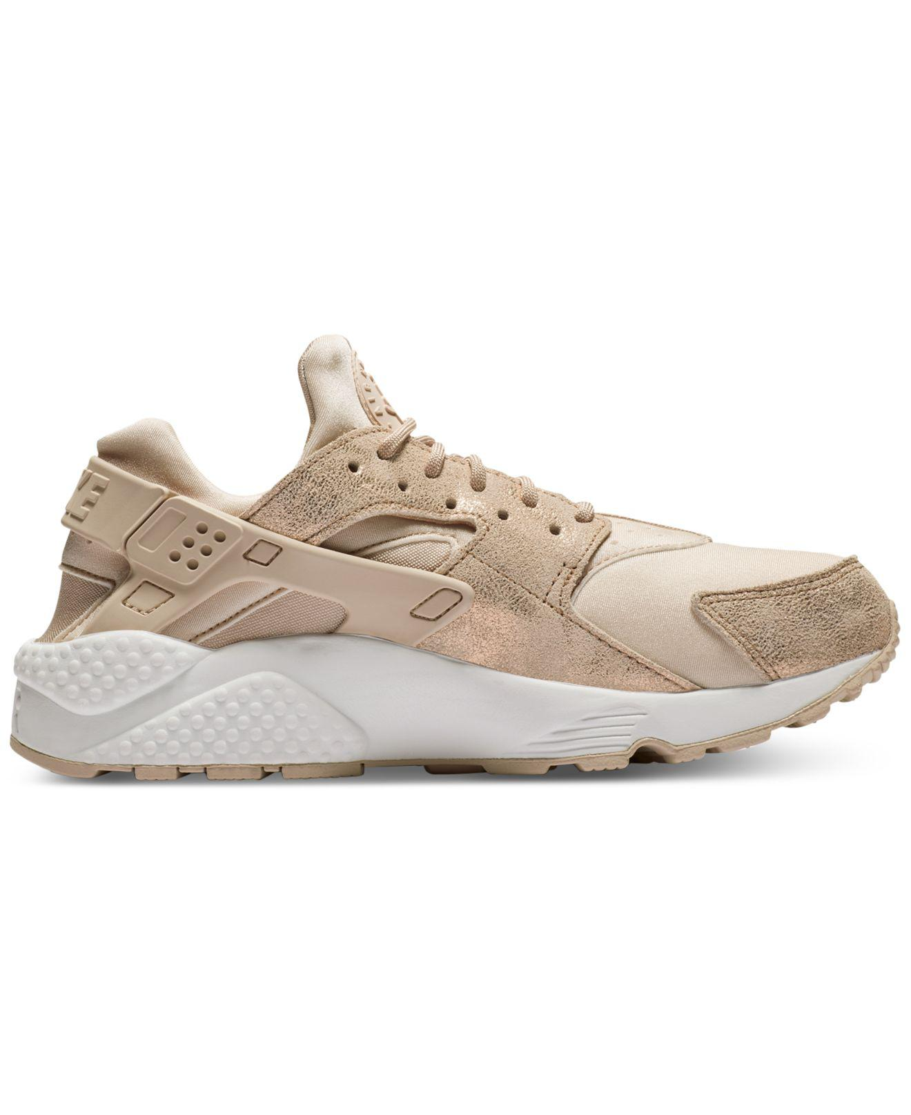 c38def4d08f5 Lyst - Nike Air Huarache Run Bl Running Sneakers From Finish Line in Natural