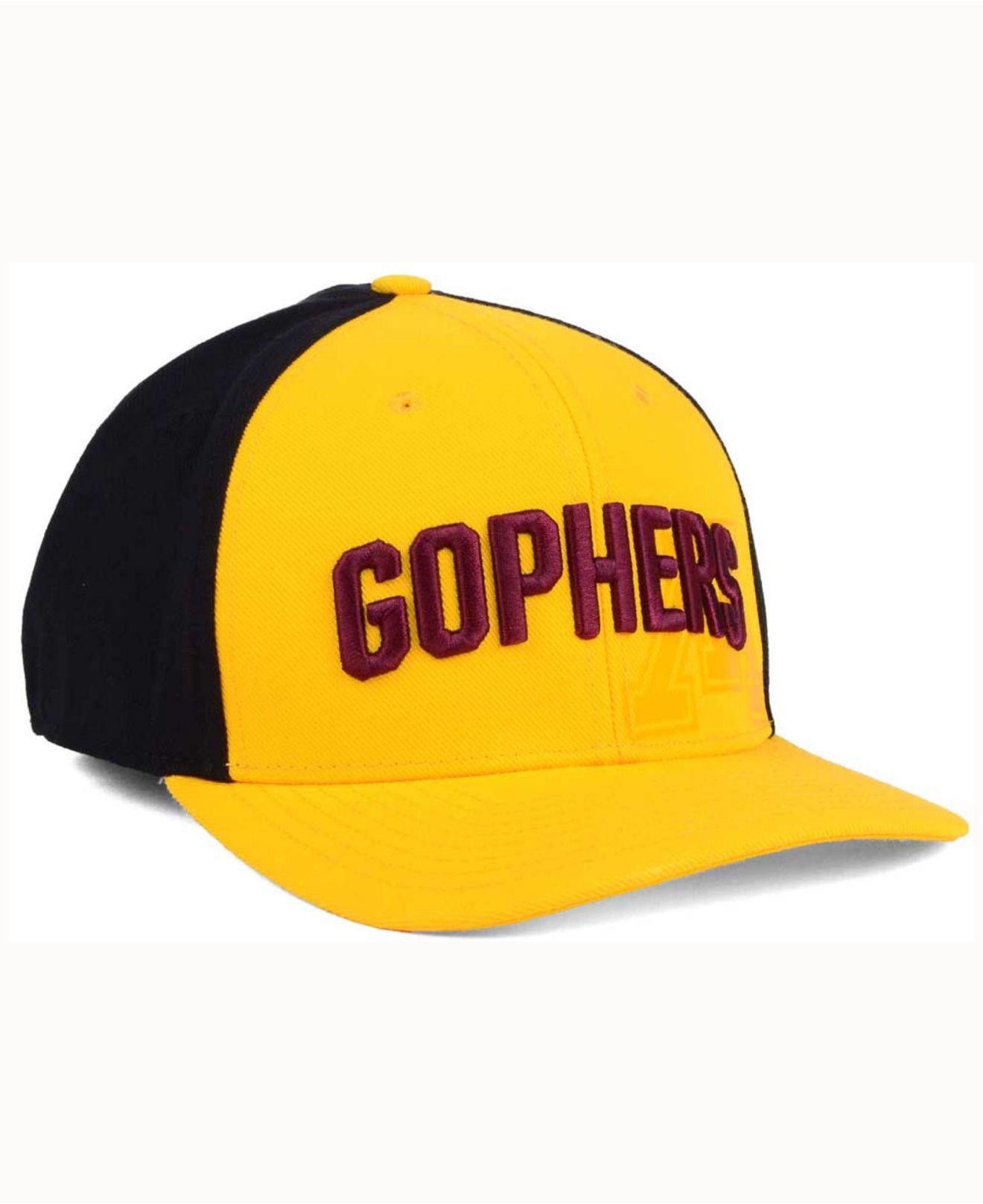 the latest 1e1c4 43781 italy lyst nike minnesota golden gophers classic 99 swoosh flex cap in  f4320 7ca2c