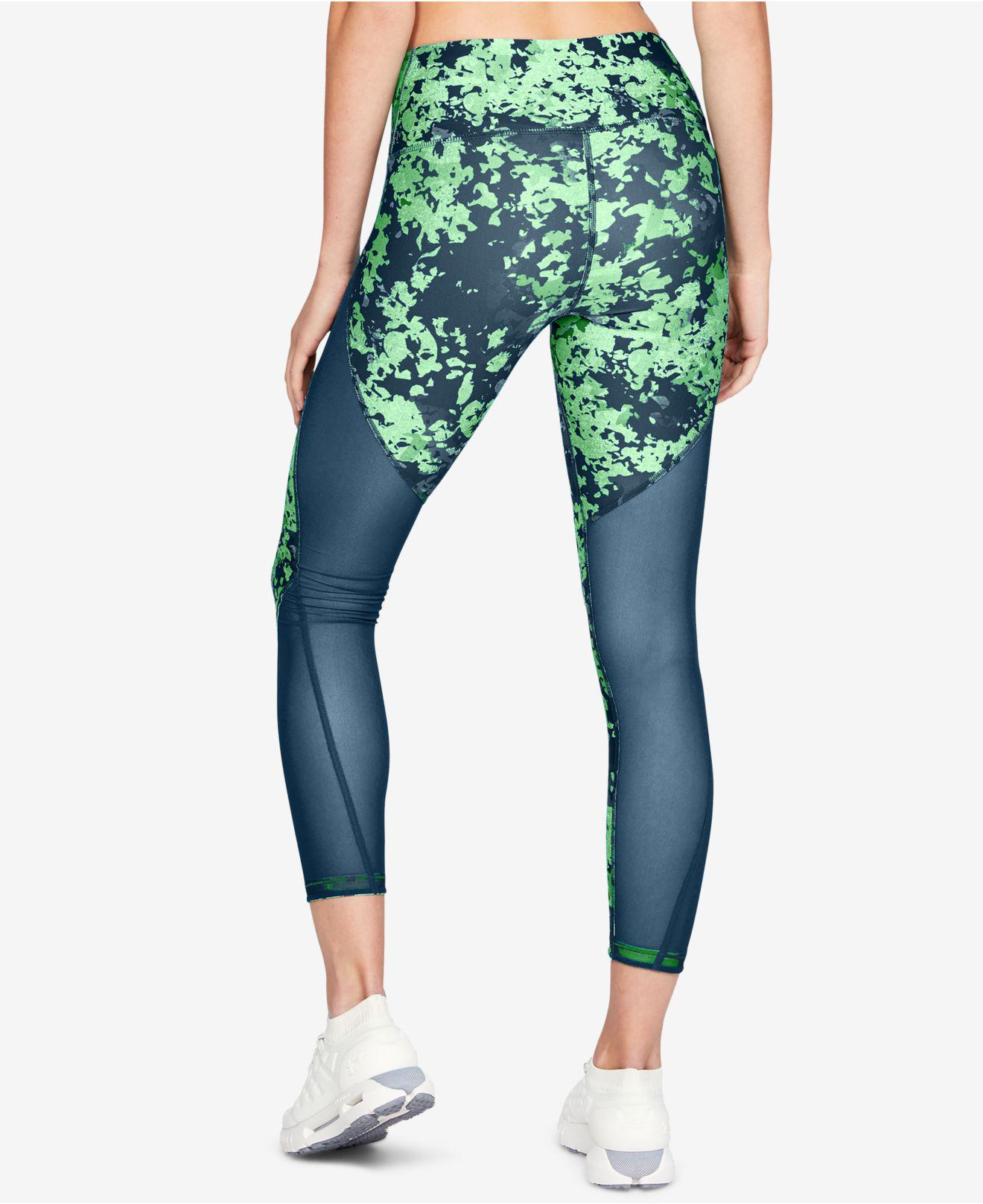 Under Armour HG Armour Printed Legging Fille