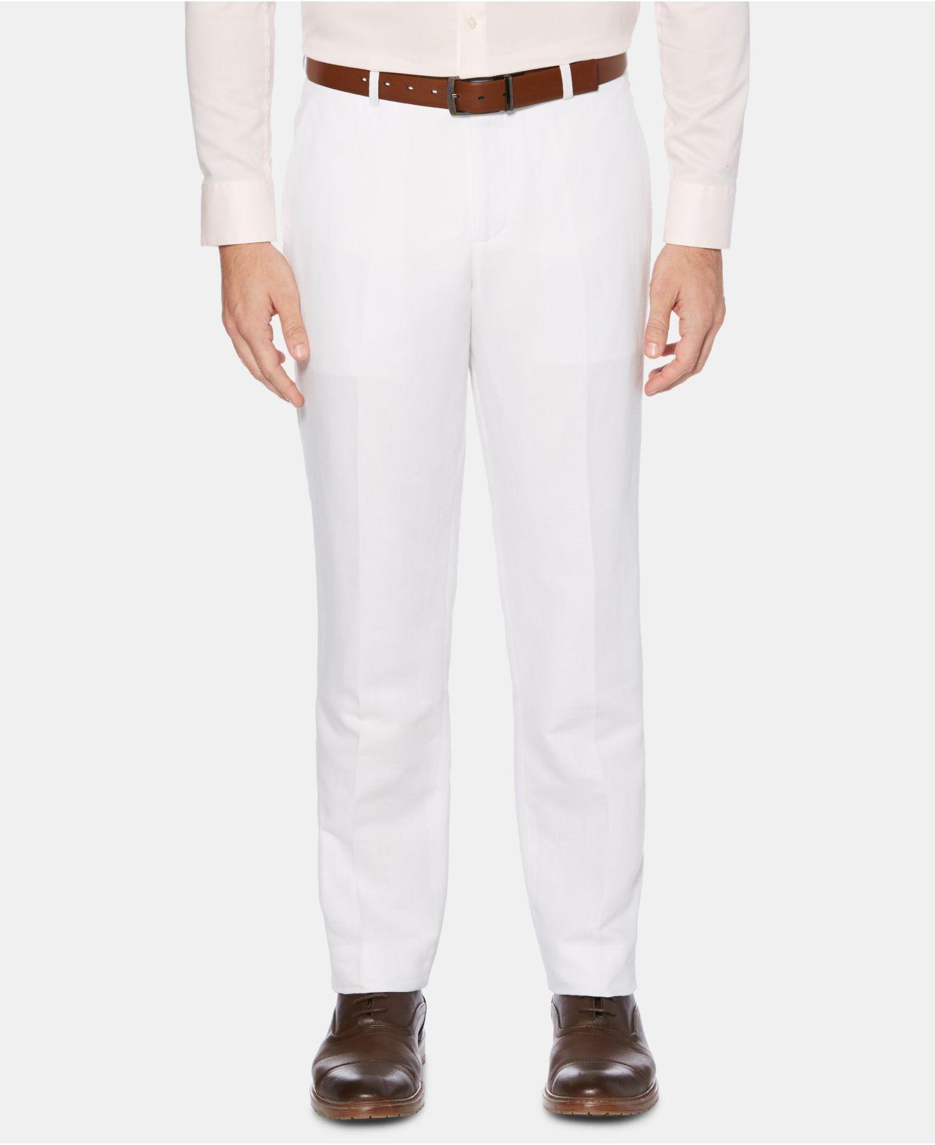 f4d58620 Perry Ellis Mens Modern Fit Dress Pants – DACC