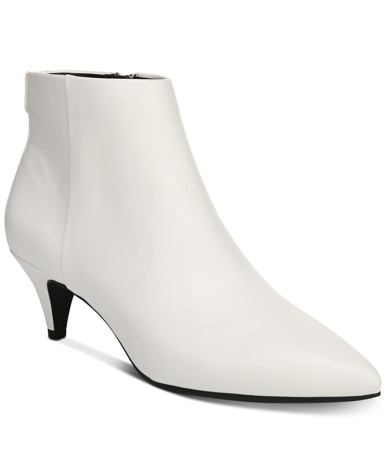 87b753ca23e46 Circus by Sam Edelman. Women s White Kirby Booties ...