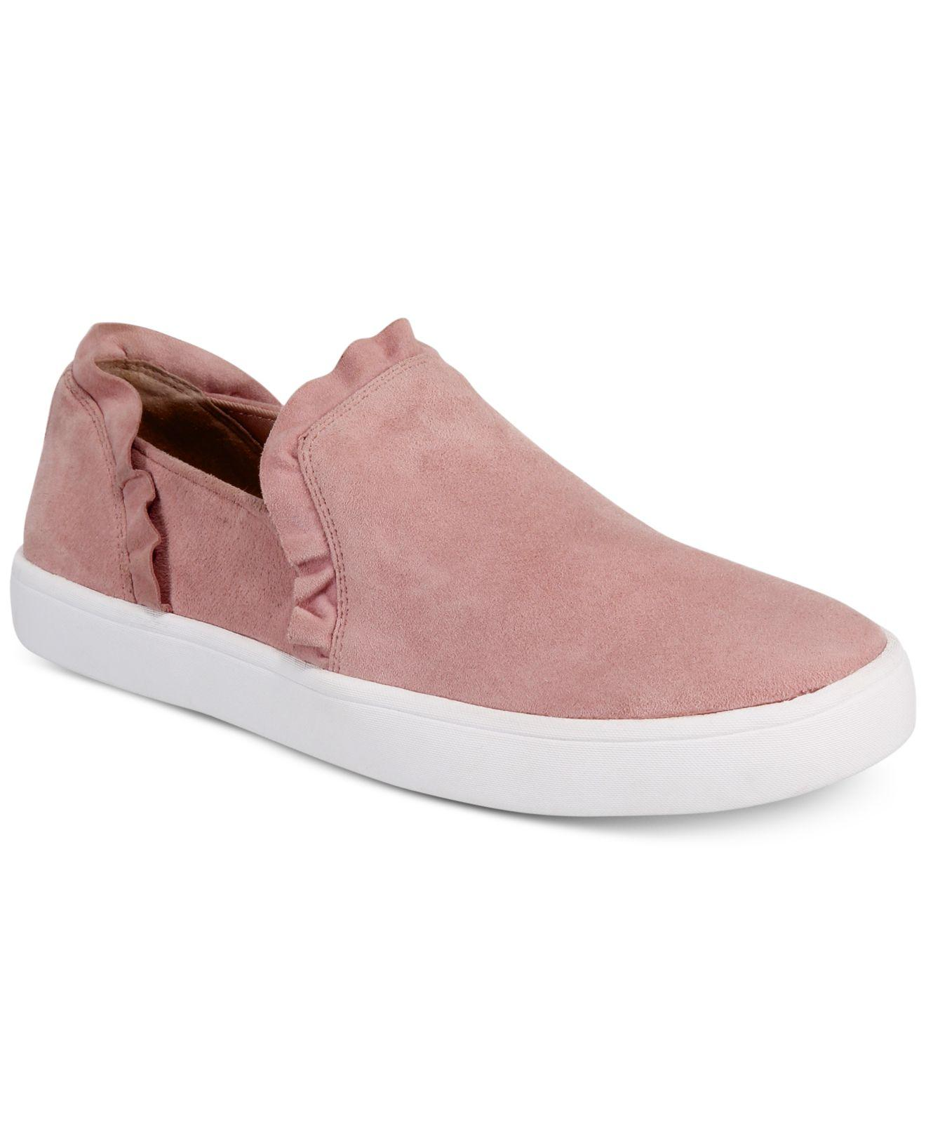 30199c63e388 Lyst - Kate Spade Lilly Fashion Sneakers in Pink