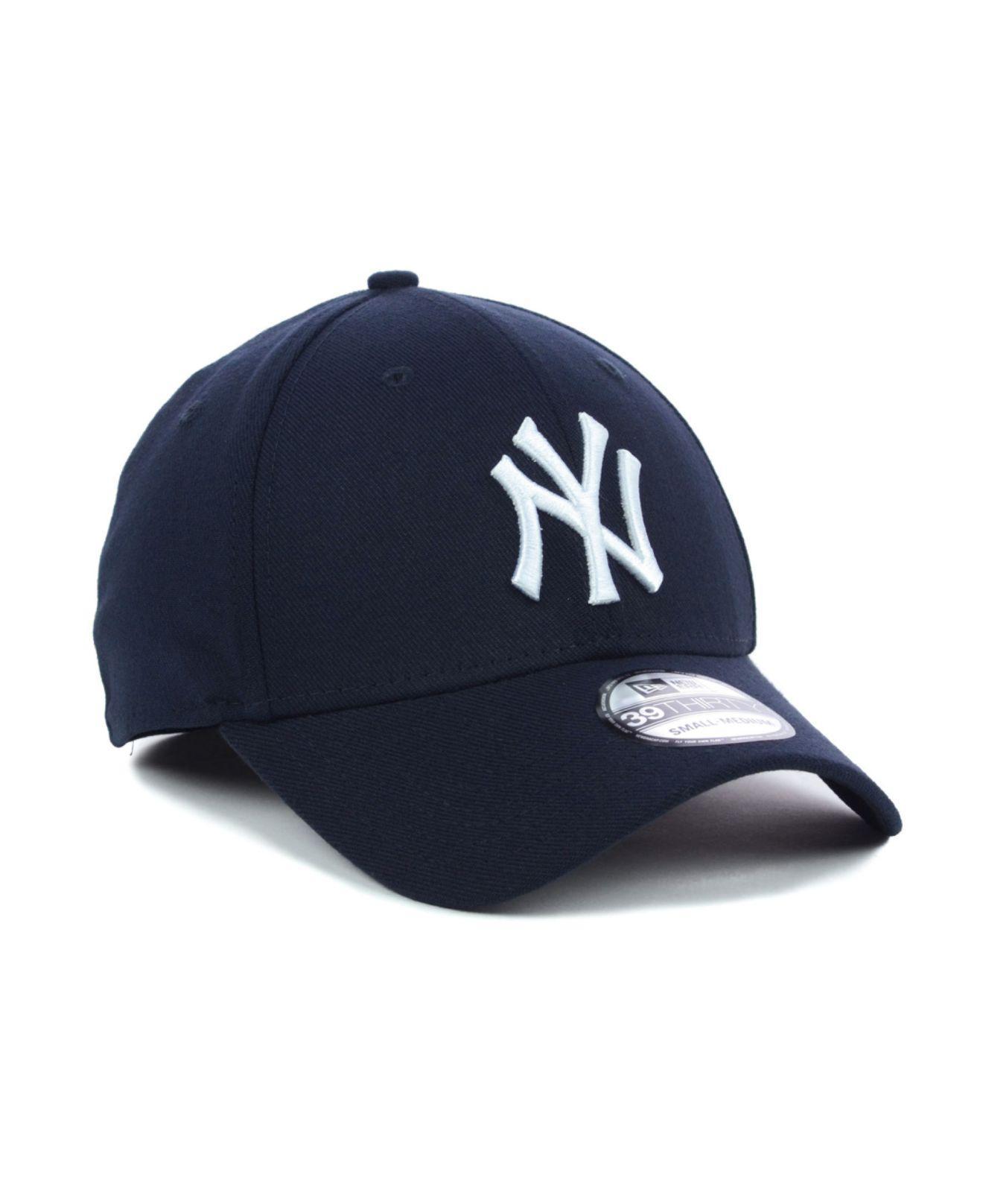 huge discount 3c8e5 00538 ... coupon for new york yankees mlb team classic 39thirty cap for men lyst.  view fullscreen