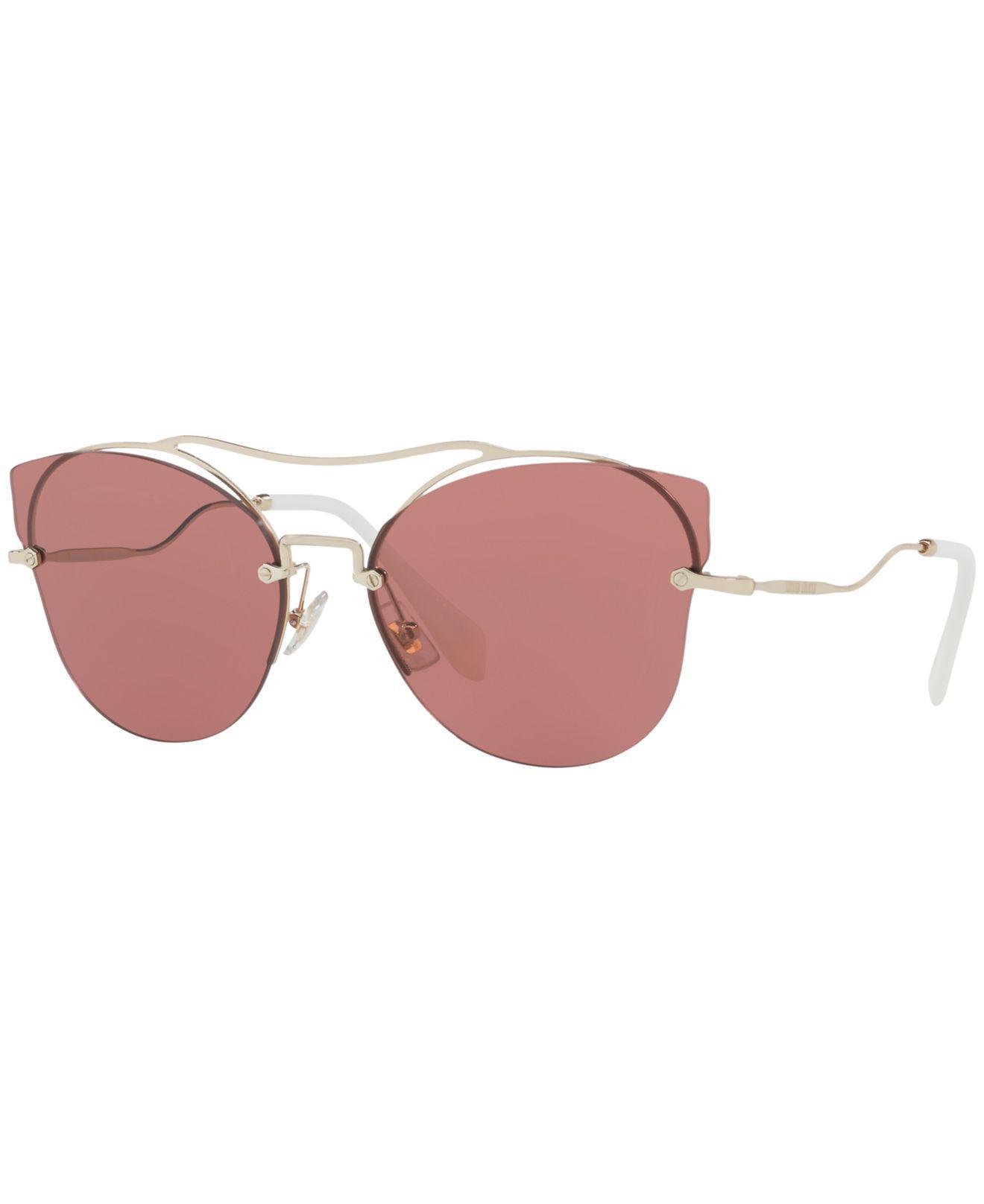 b7d75cd9470 Miu Miu. Women s Sunglasses