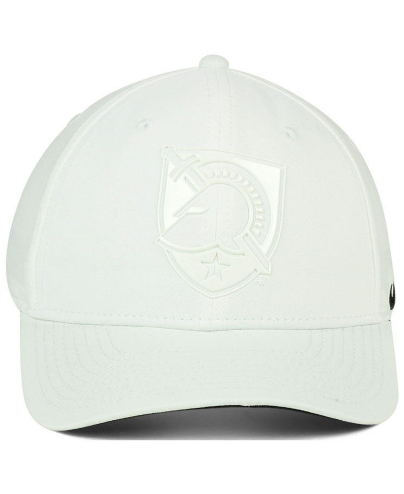 Lyst - Nike Army Black Knights Col Cap in White for Men 266c85a1c847