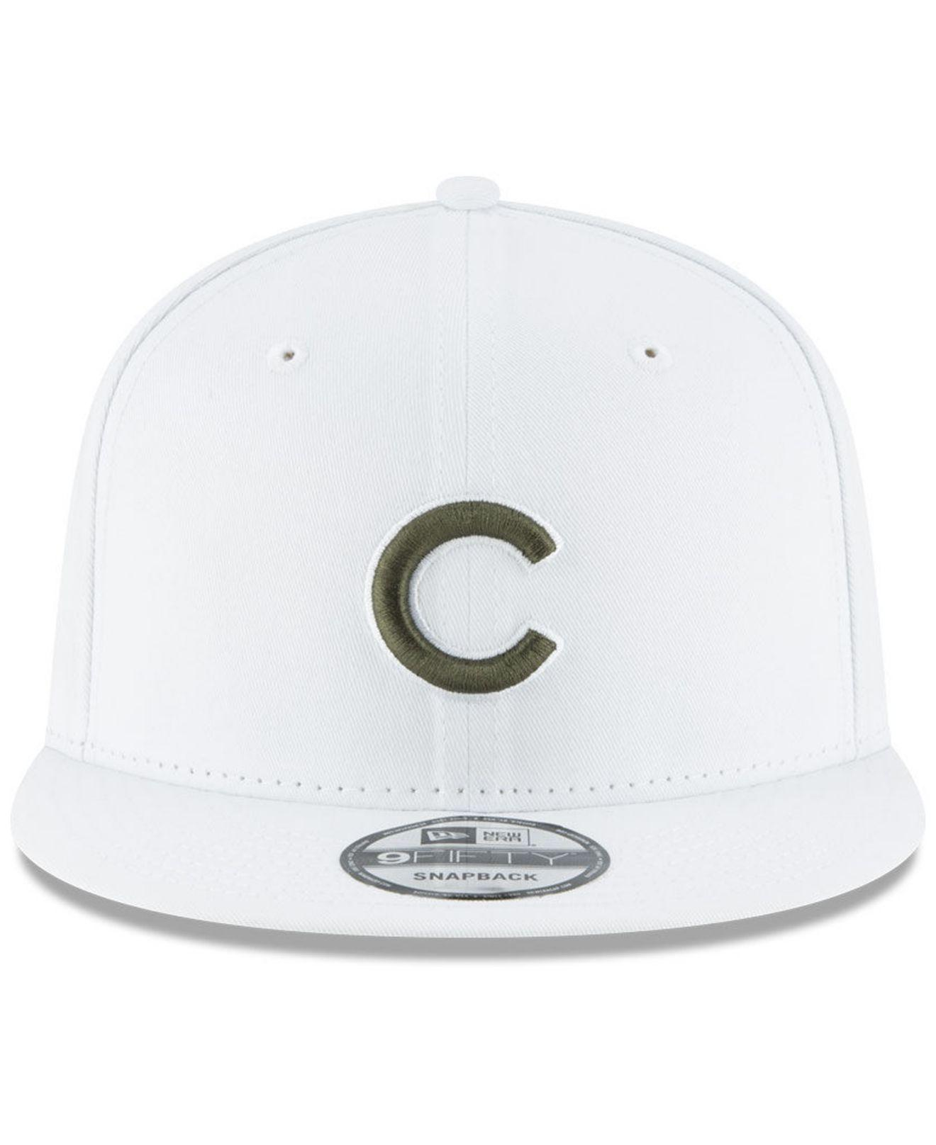 sports shoes 64f5d 5f302 Lyst - KTZ Fall Shades 9fifty Snapback Cap in White for Men