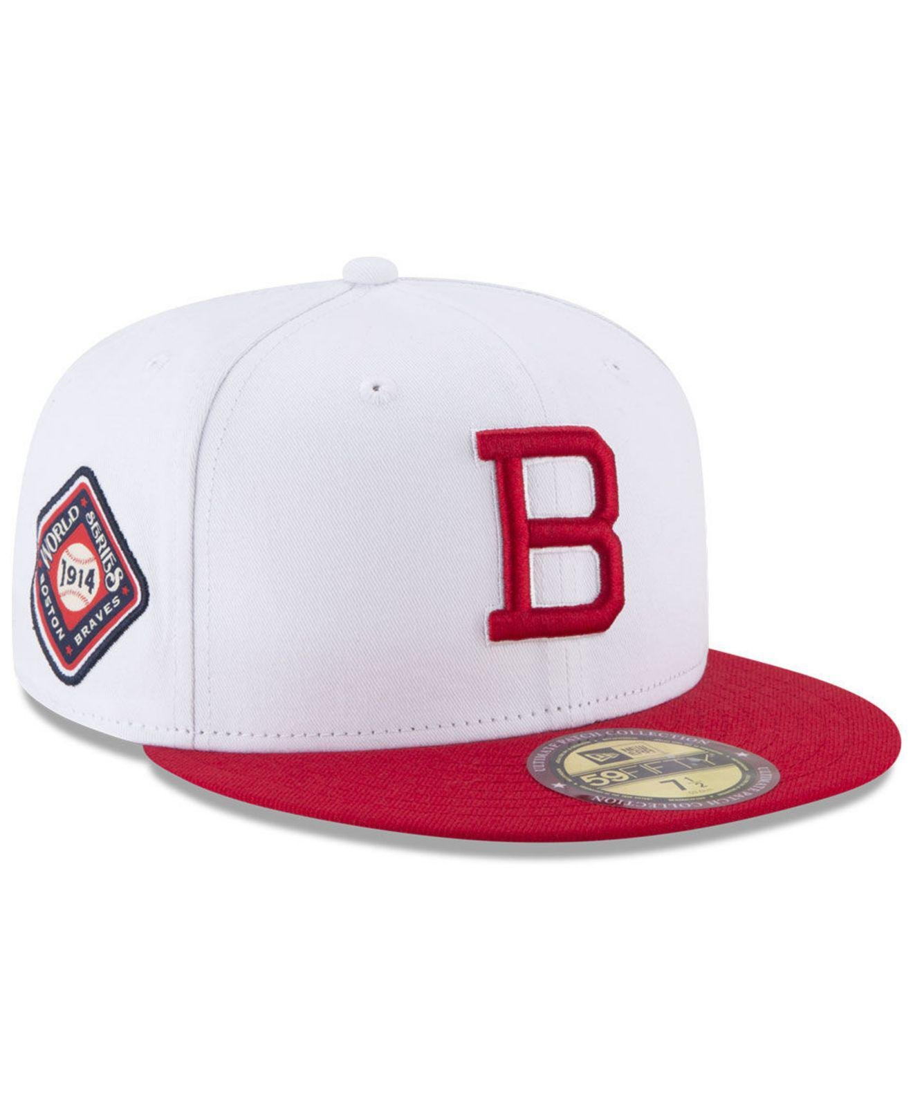 9eb105a5701 Lyst - KTZ Ultimate Patch Collection World Series 2.0 59fifty Fitted ...