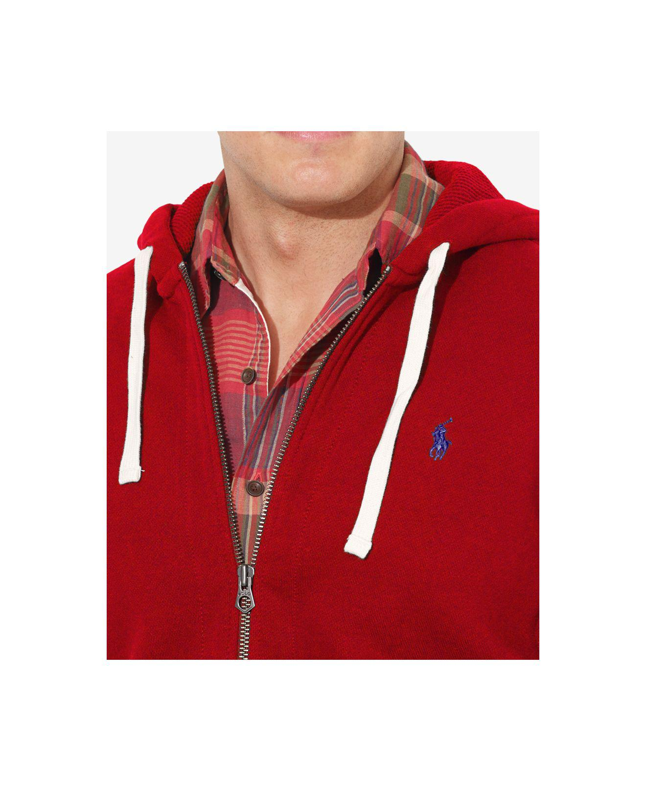 Lyst - Polo Ralph Lauren Big And Tall Hoodie b35bf04f7