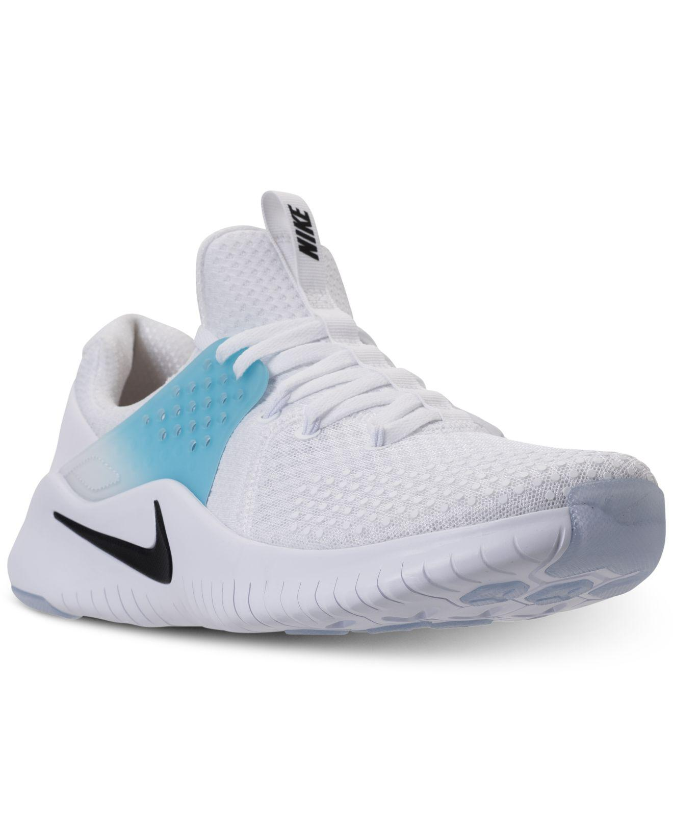 b489679be72d Lyst - Nike Free Trainer V8 Training Sneakers From Finish Line in ...
