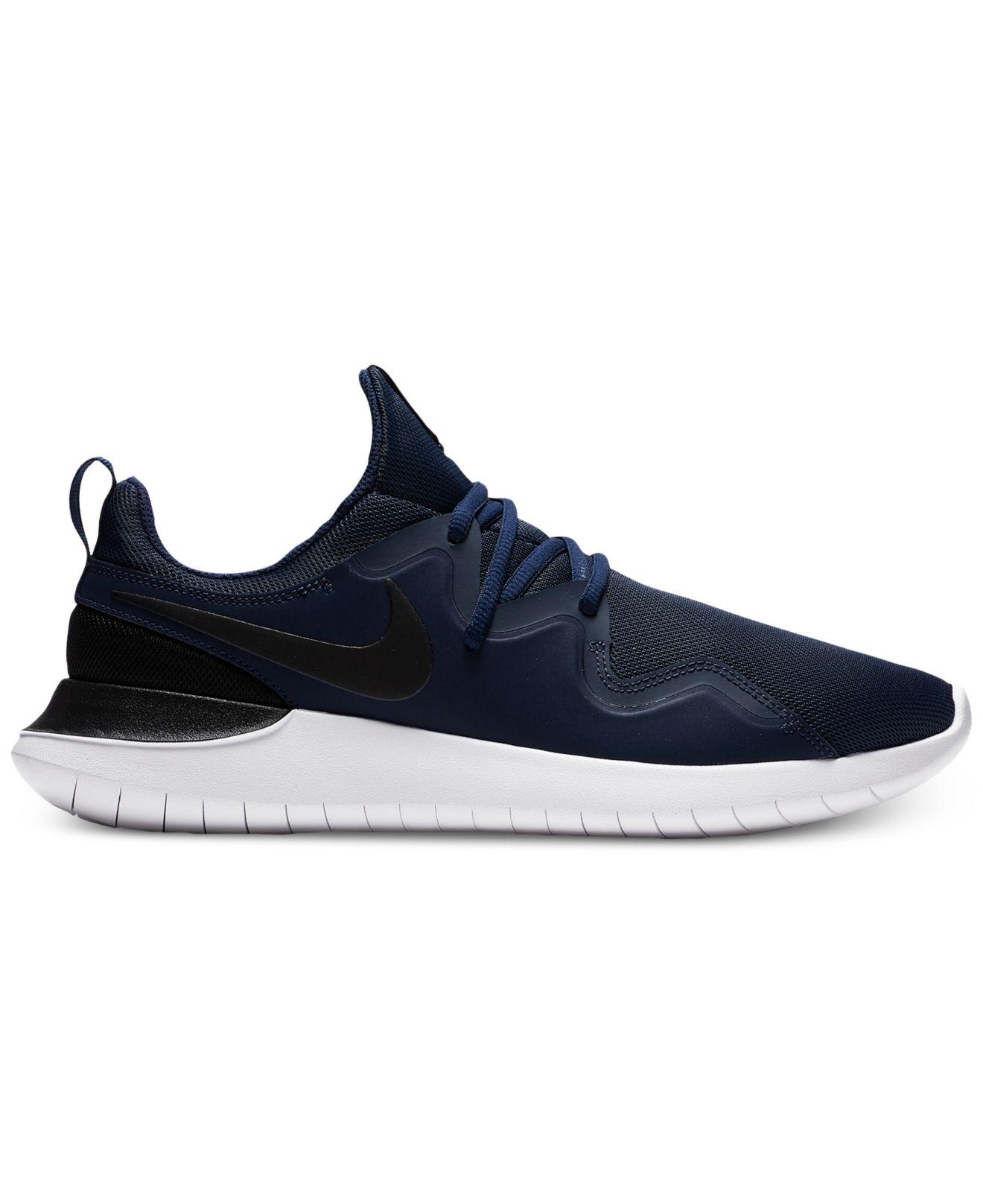 e119aa375f87 Lyst - Nike Tessen Casual Sneakers From Finish Line in Blue for Men