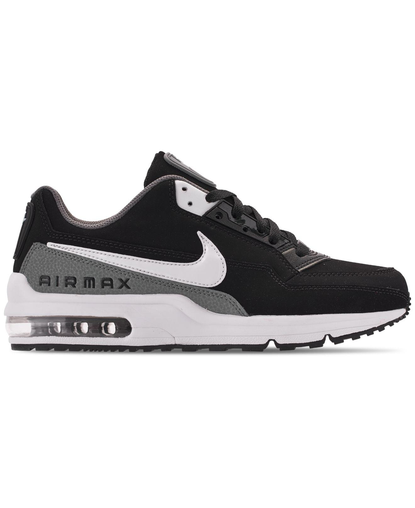 Lyst - Nike Air Max Ltd 3 Running Sneakers From Finish Line in Black for Men 4e1dca90c3