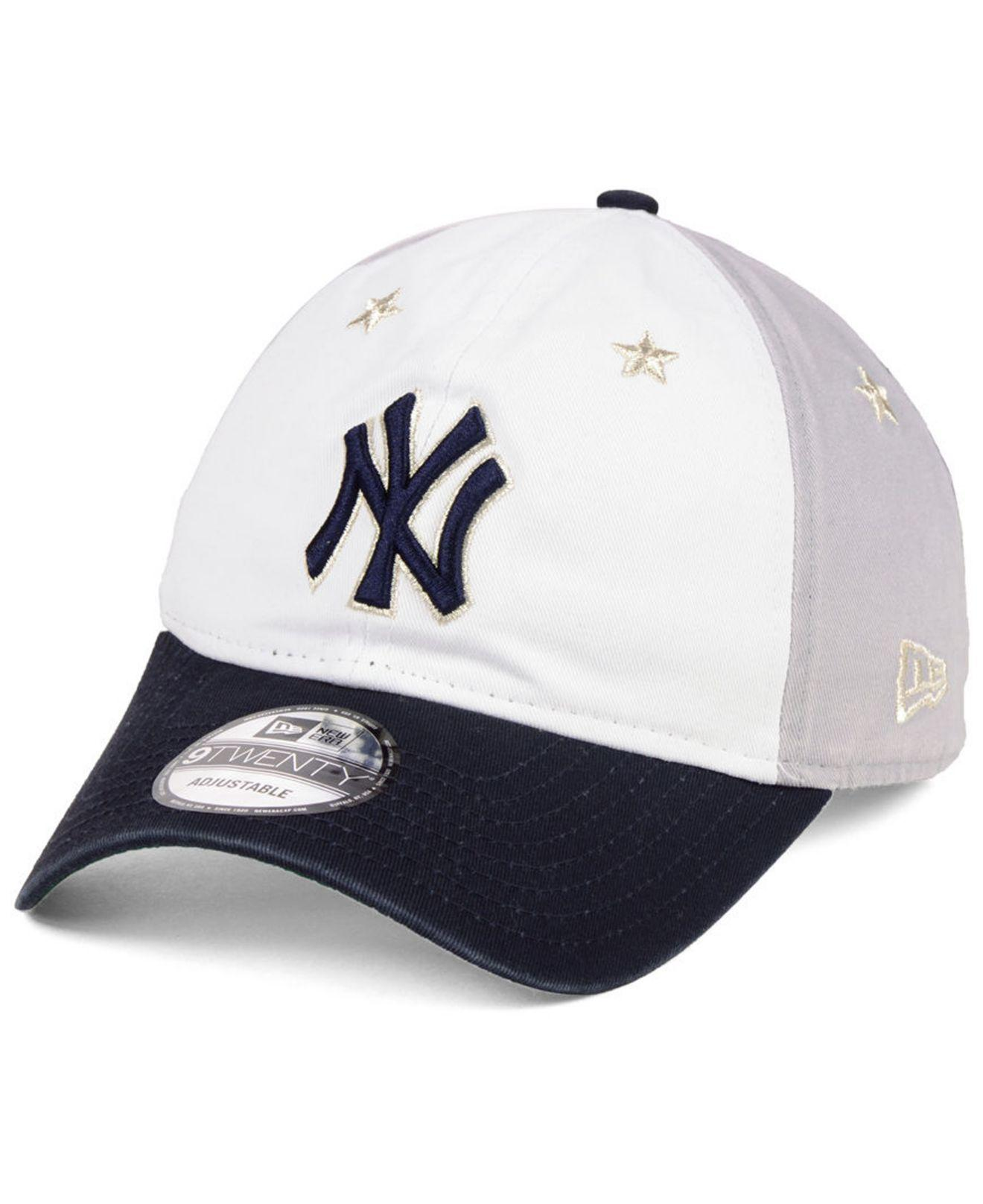 466293b0214d5 KTZ New York Yankees All Star Game 9twenty Strapback Cap 2018 in ...