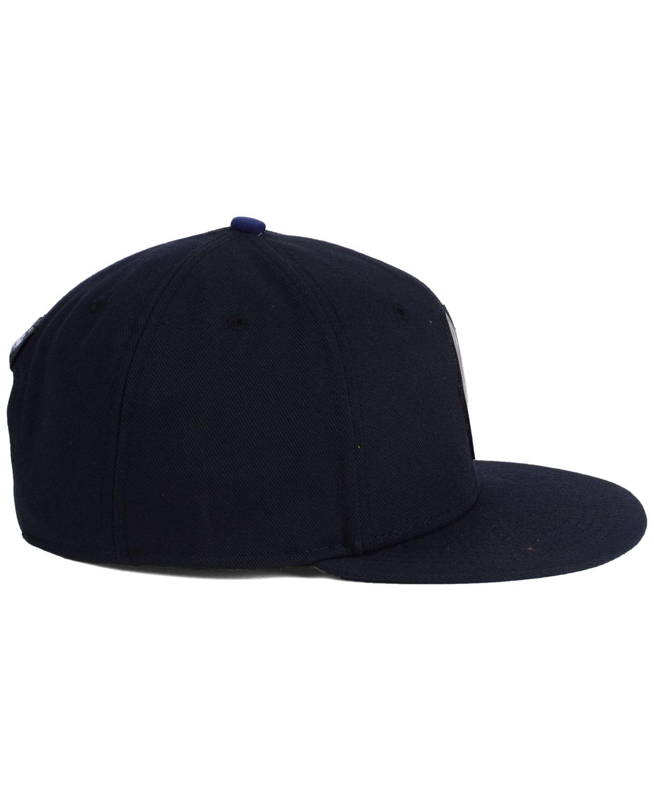check out 87aac 9e4a7 Lyst - Nike Connecticut Huskies True Reflective Snapback Cap in Blue ...