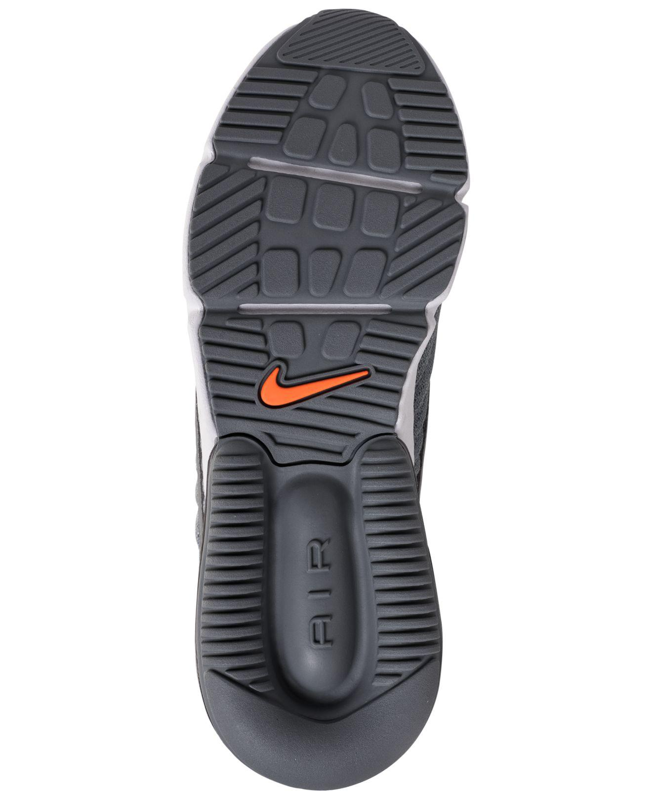 new arrival 12822 9dd92 Nike Gray Air Max 270 Futura Casual Sneakers From Finish Line for men