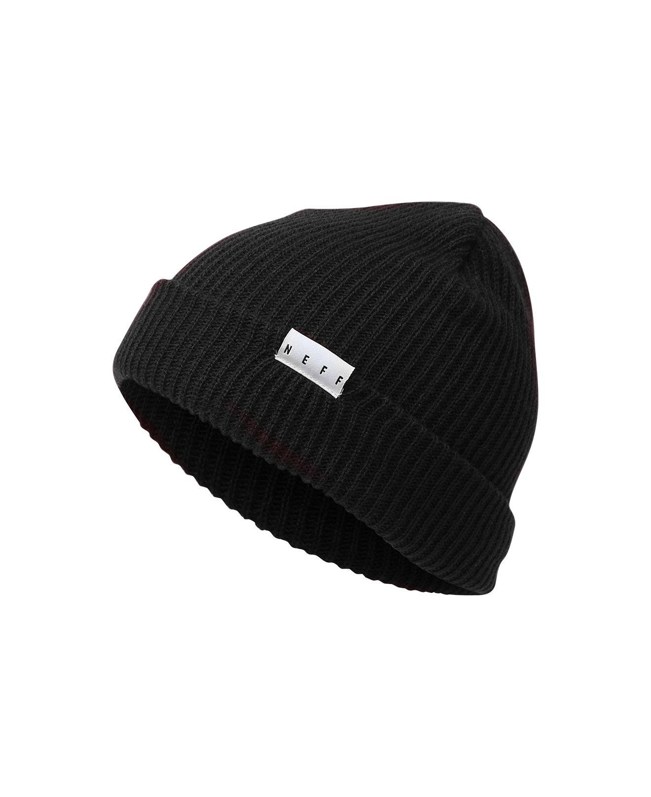 7195f3c0b64 Lyst - Neff Daily Fold Knit Hat in Gray for Men - Save 25.0%