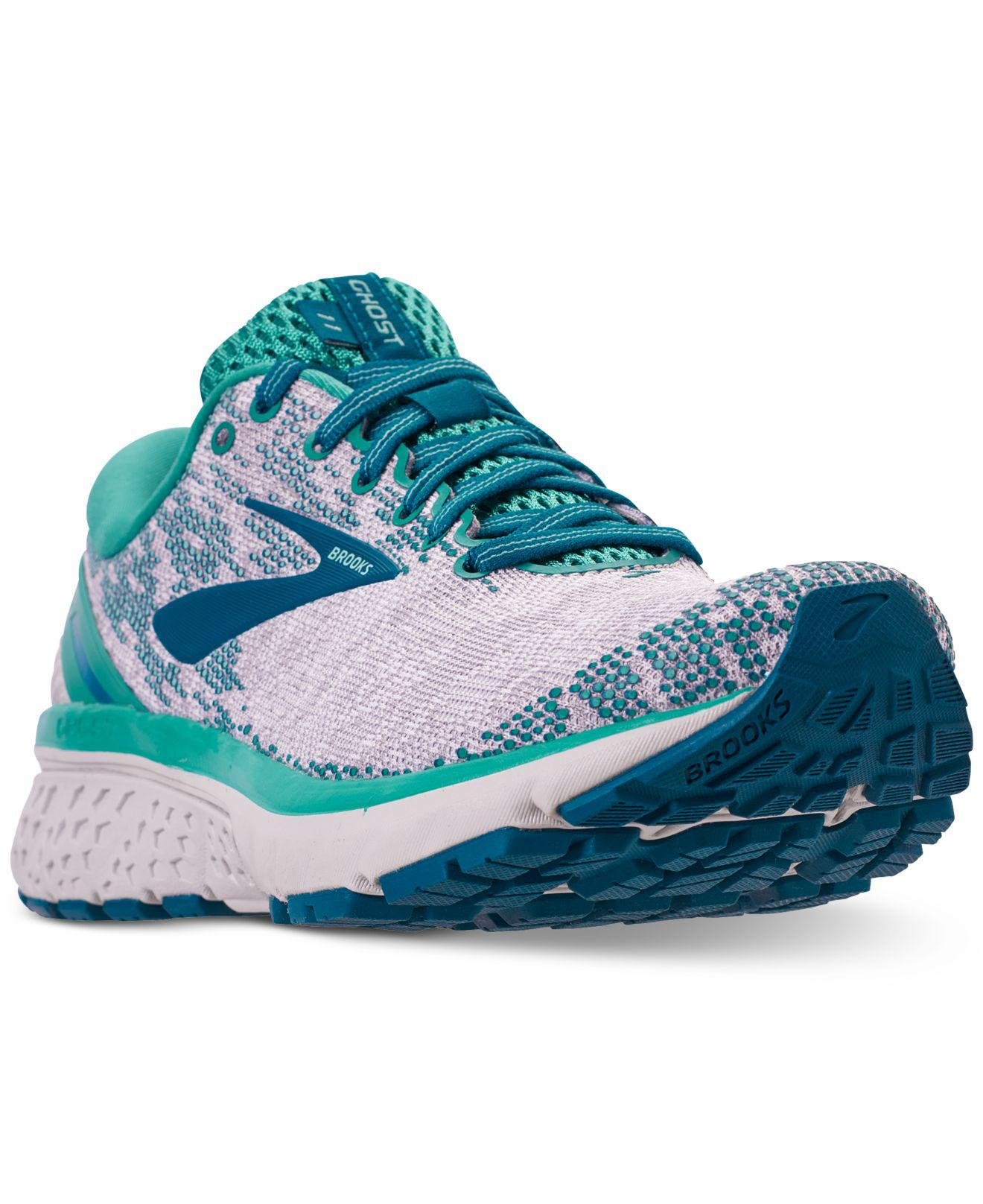 de314cffb005a Lyst - Brooks Ghost 11 Running Sneakers From Finish Line in Blue