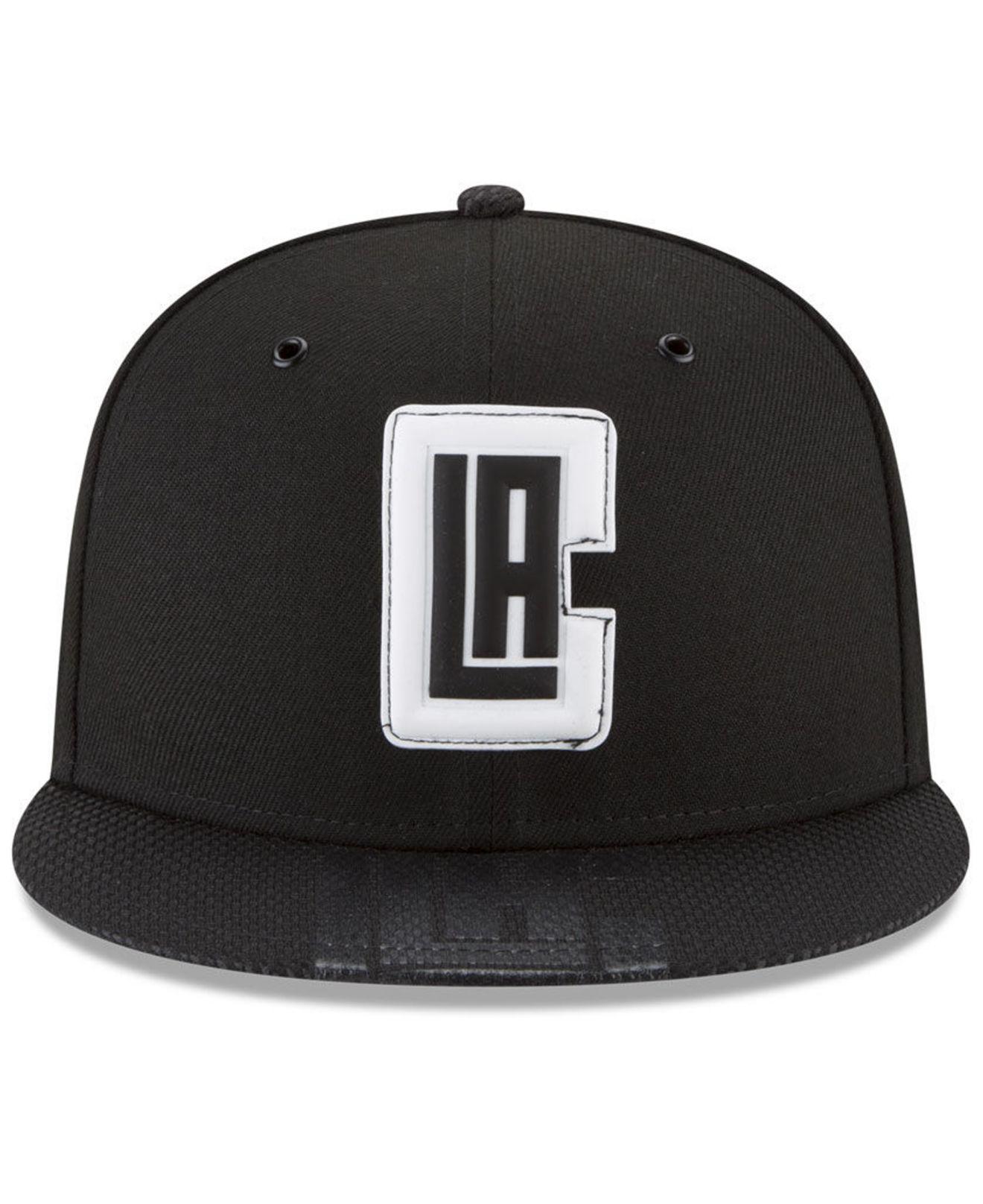 3e44cca4b7a ktz-Black-Los-Angeles-Clippers-Back-12-Series-9fifty-Snapback-Cap.jpeg