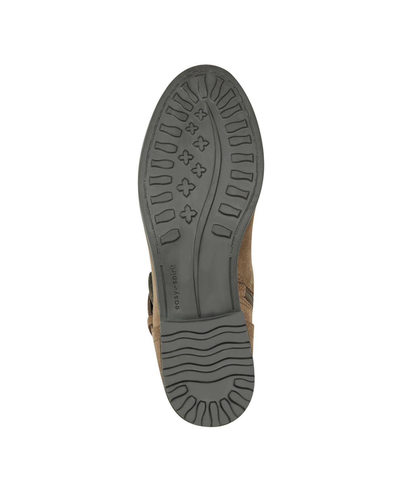 d7b113d579cc9 Easy Spirit - Brown Reach Mid-calf Boots - Lyst. View fullscreen