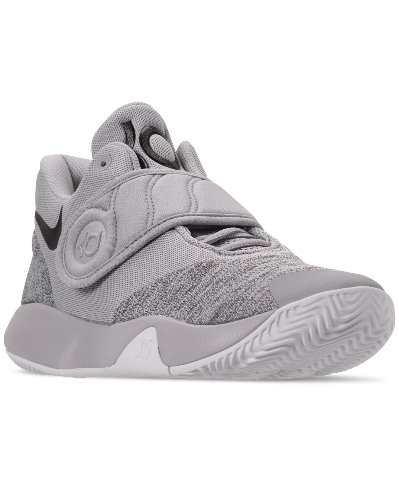 df7dcf3a3401 Nike Kd Trey 5 Vi Basketball Sneakers From Finish Line in Gray for ...