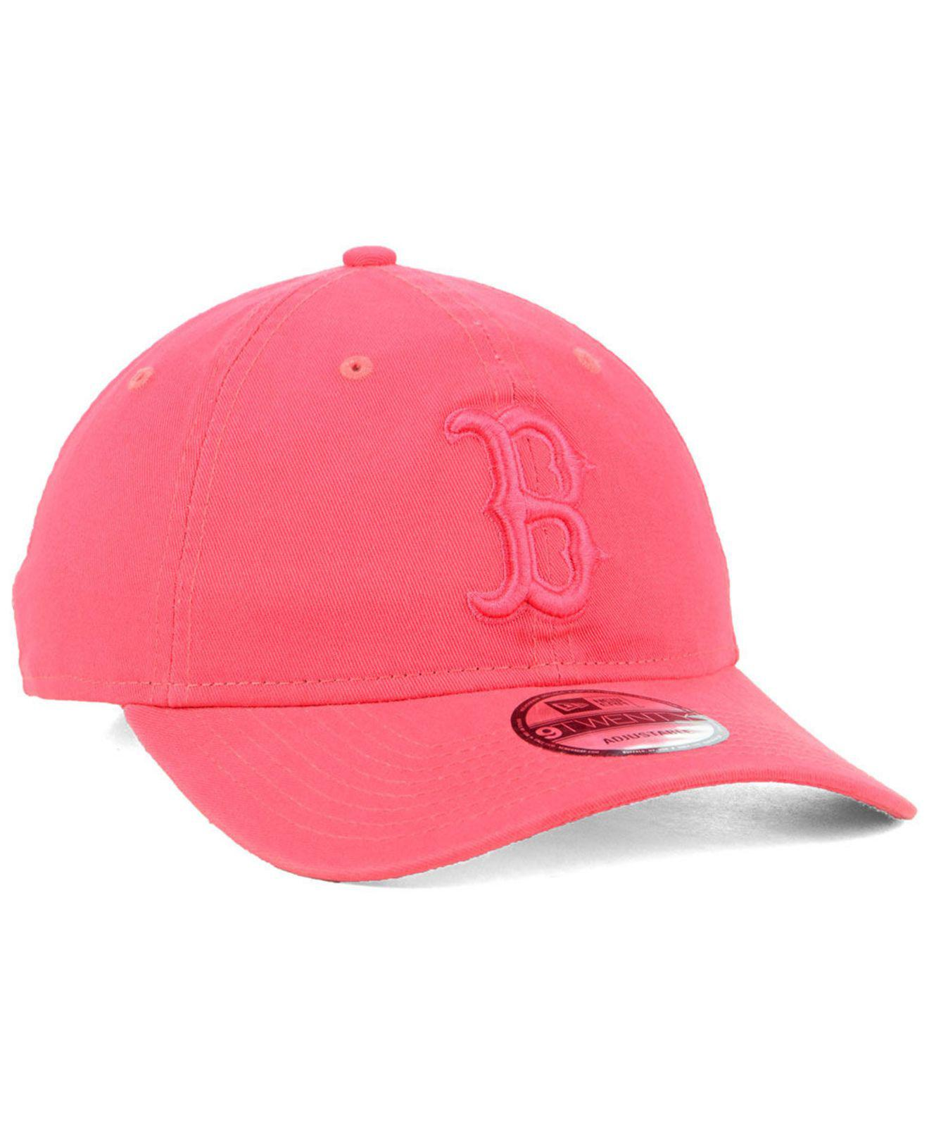 detailed pictures 72403 e2c2b ... canada boston red sox spring classic 9twenty cap for men lyst. view  fullscreen 50af7 c6d98