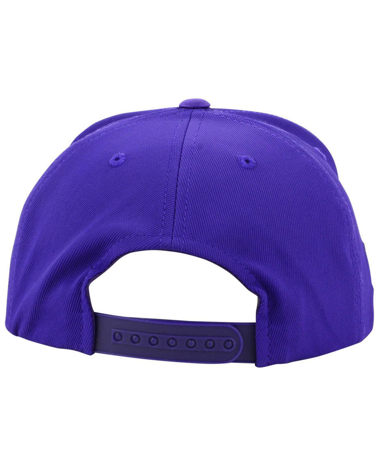 c80083a7ea0 ... coupon code adidas purple orlando city sc authentic snapback cap for  men lyst. view fullscreen