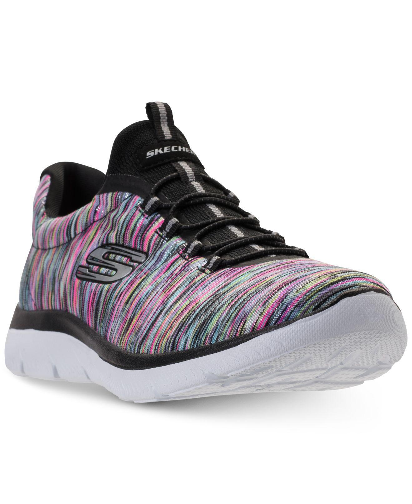 Skechers Summits Light Dreaming Sneaker (Women's) MreA3Xw