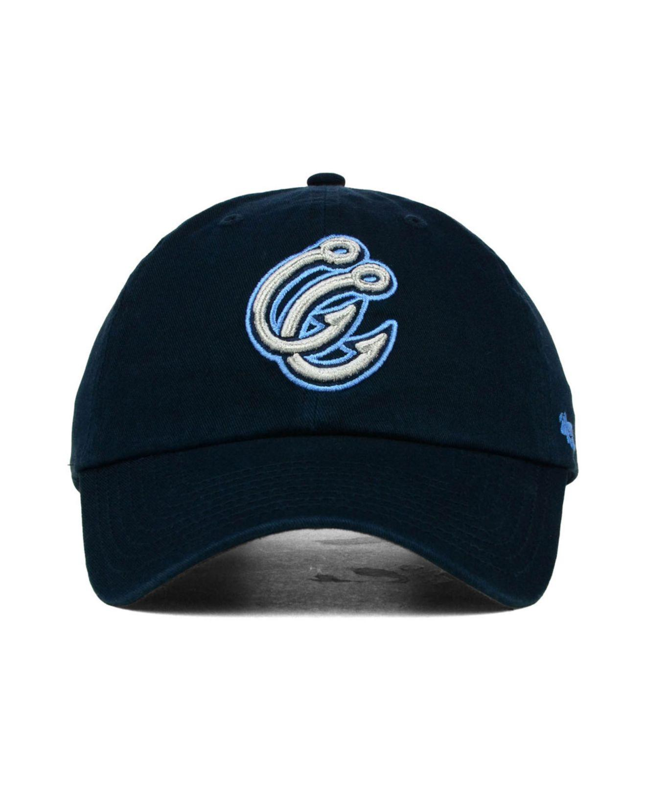 31b4abfab3a80 ... inexpensive lyst 47 brand corpus christi hooks clean up cap in blue for  men 5b020 693ce