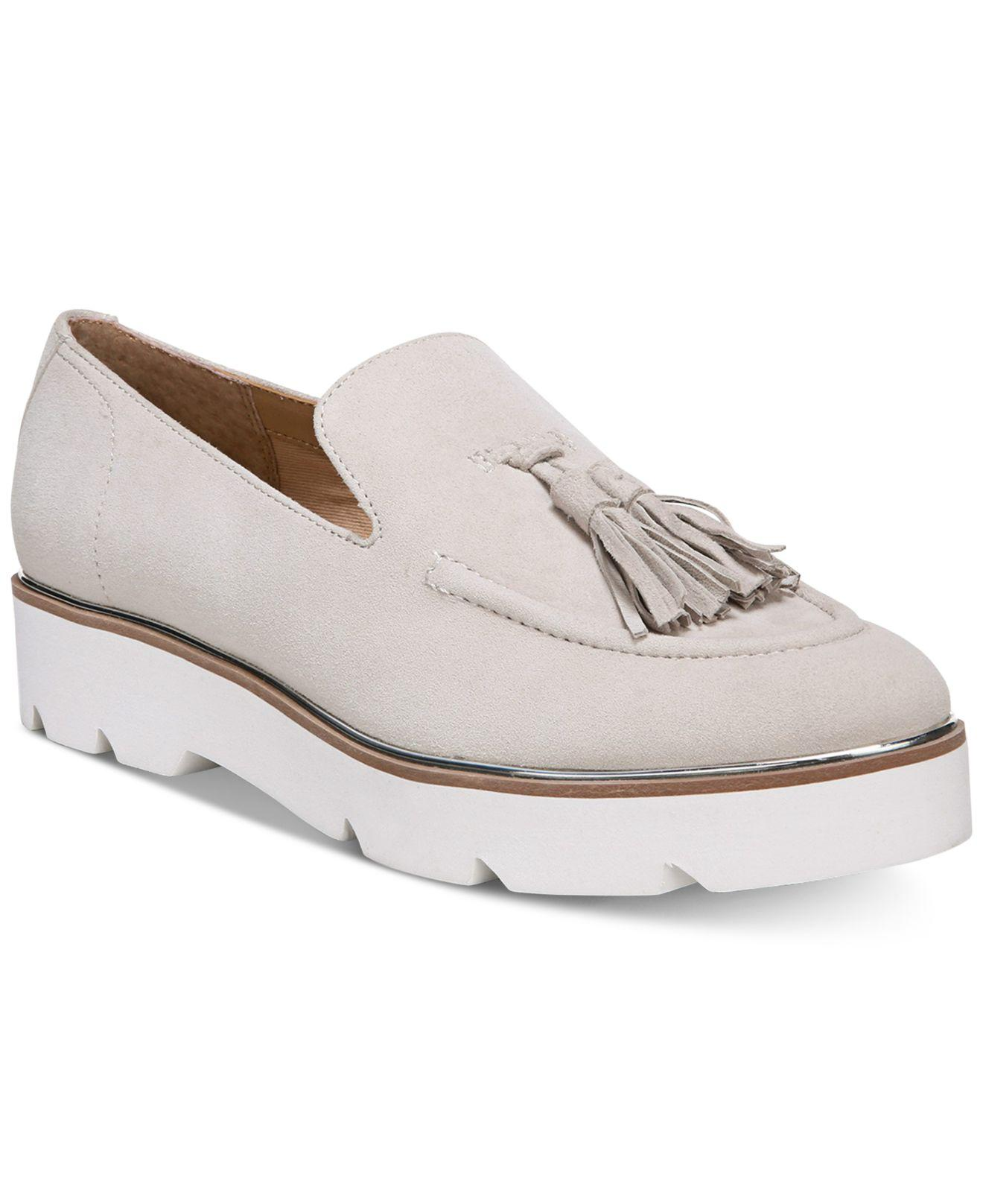 eca7928f148 Franco Sarto. Women s Gray Tammer Loafers.  99  69 From Macy s. Free  shipping with Macy s on orders over ...