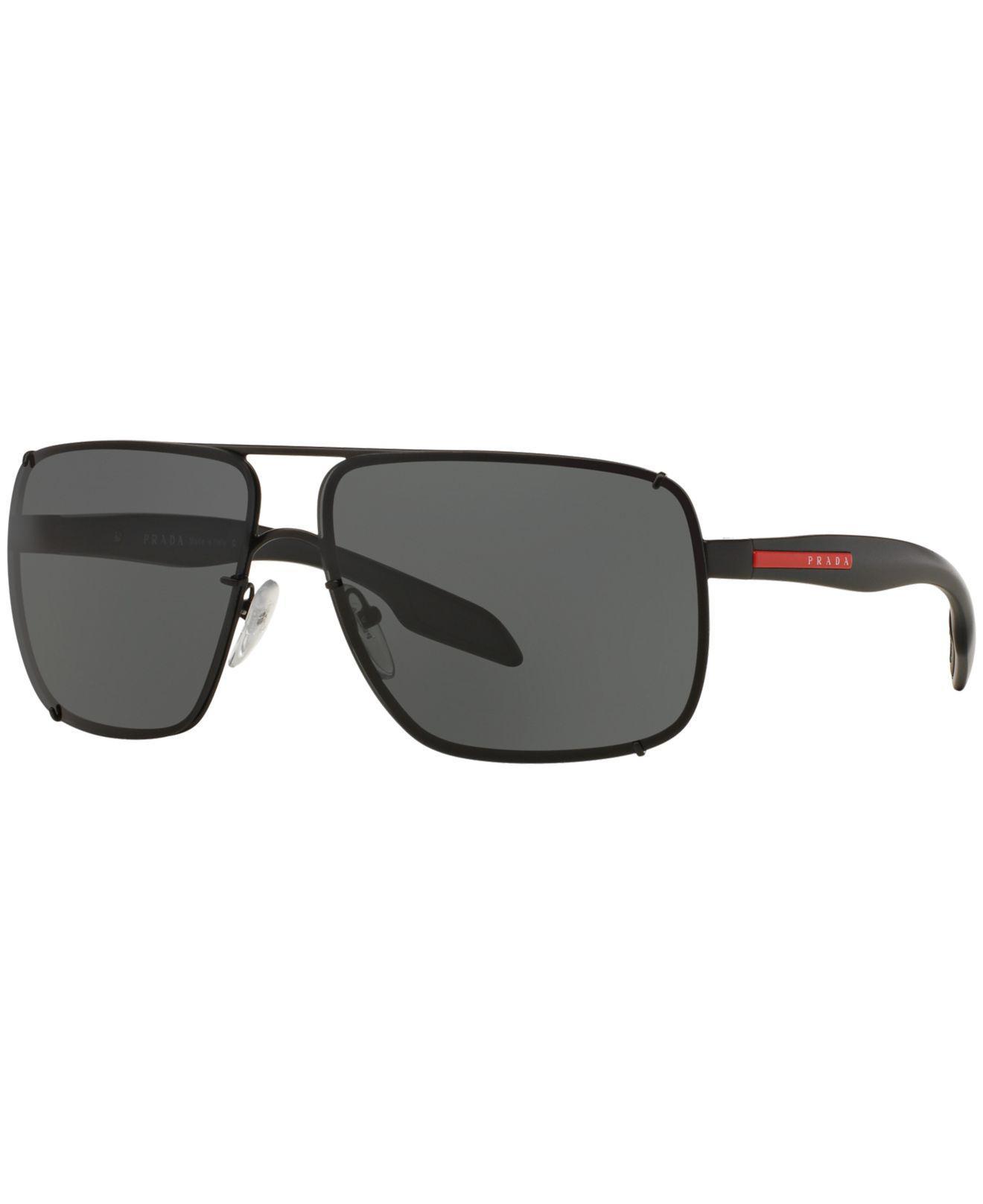 20cad845b8 Lyst - Prada Sunglasses
