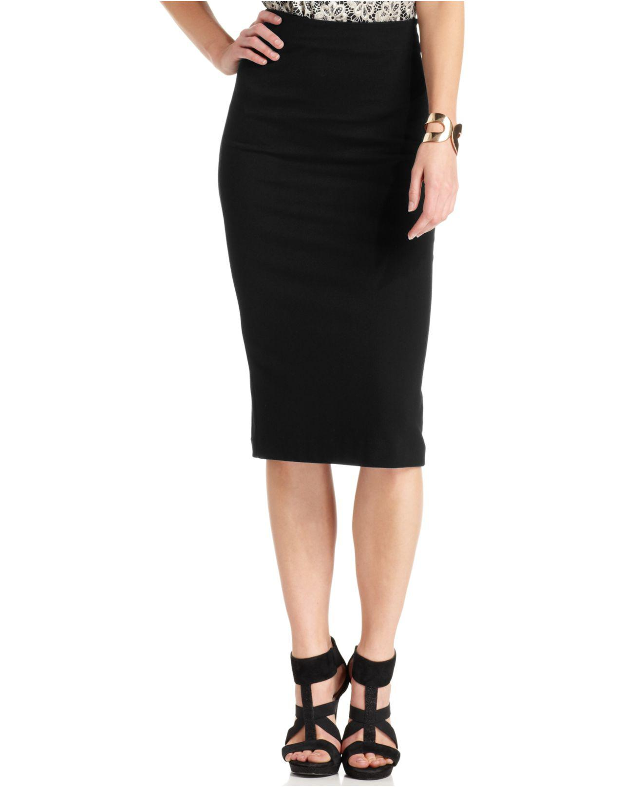0be096cda58ae Lyst - Vince Camuto Skirt
