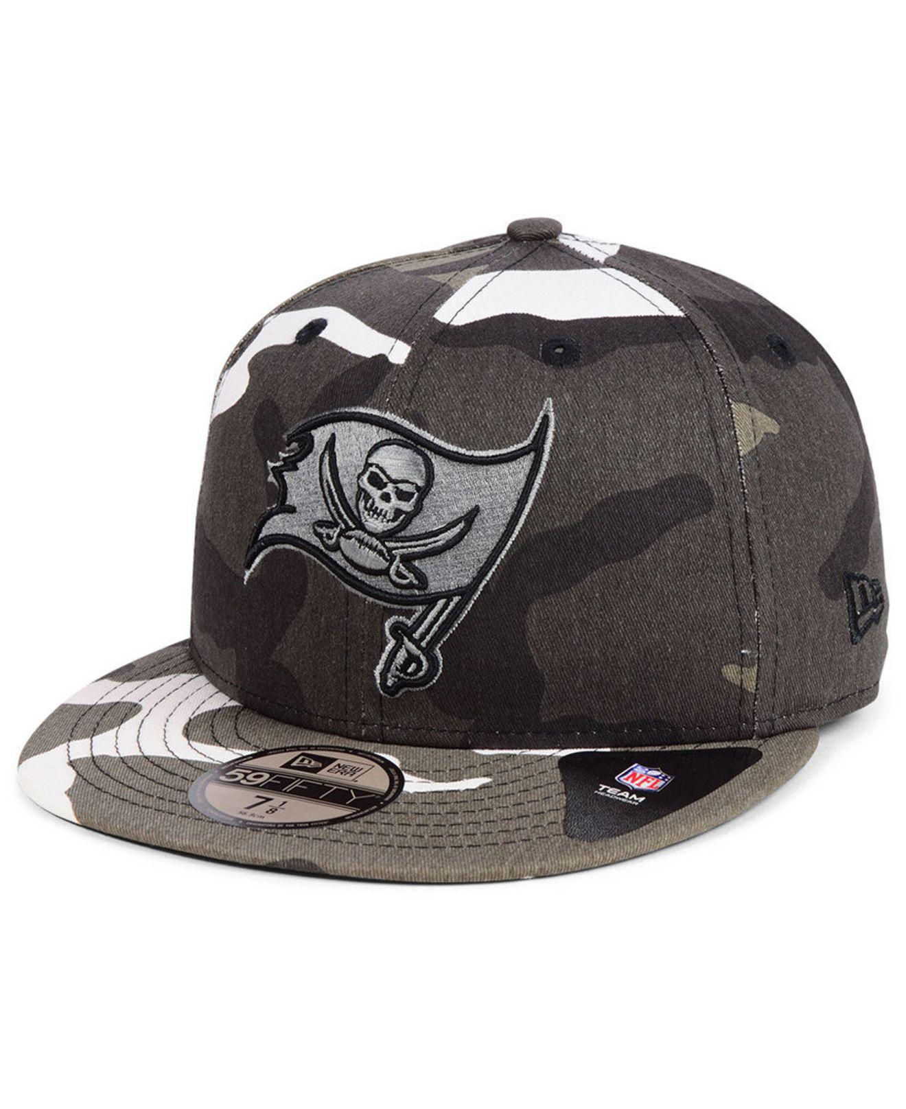 Lyst - Ktz Tampa Bay Buccaneers Urban Prism Pack 59fifty-fitted Cap ... 8d4969053d35