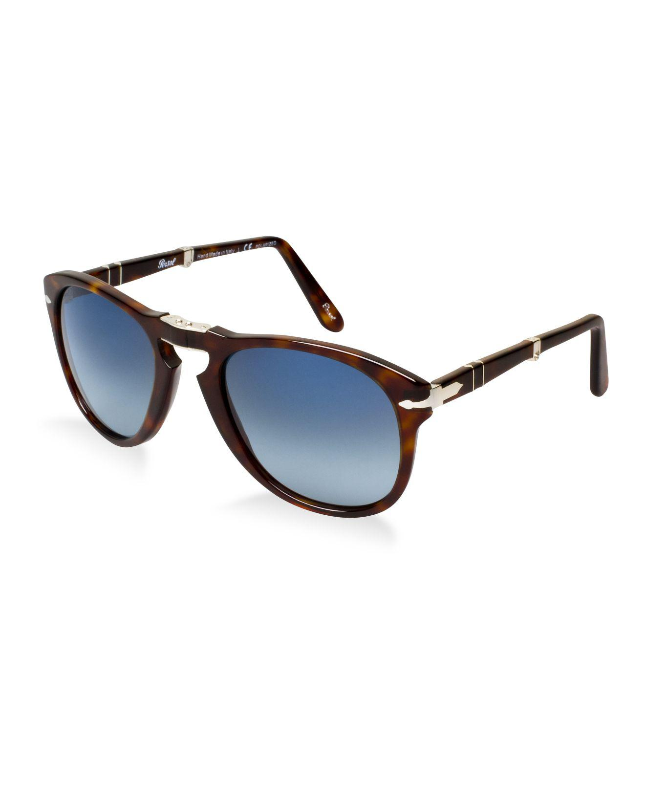 3239b75047 Lyst - Persol Po0714 52 in Brown for Men - Save 31.025641025641022%