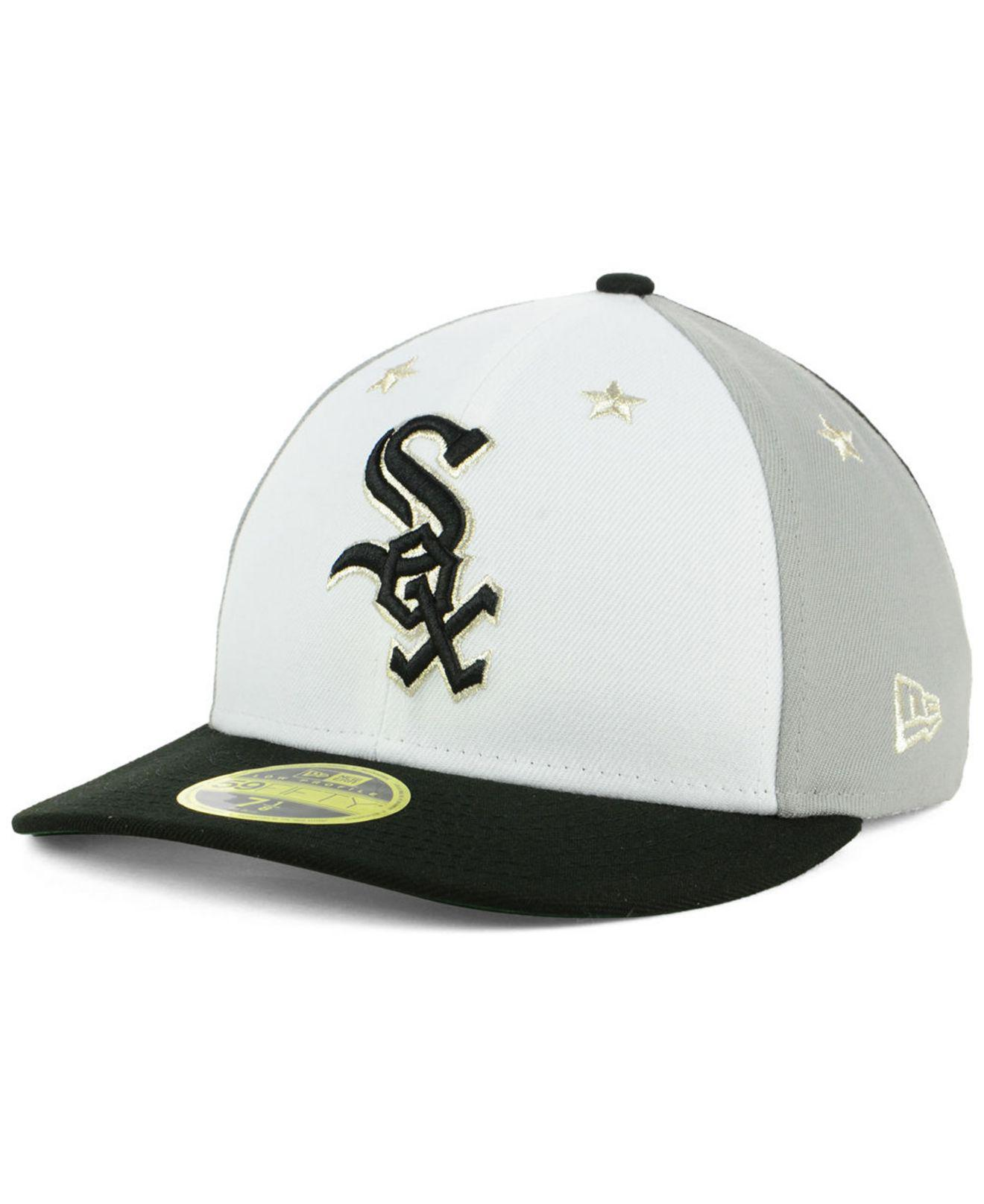 sports shoes 2488a 0adda ... discount code for ktz chicago white sox all star game patch low profile  59fifty fitted cap