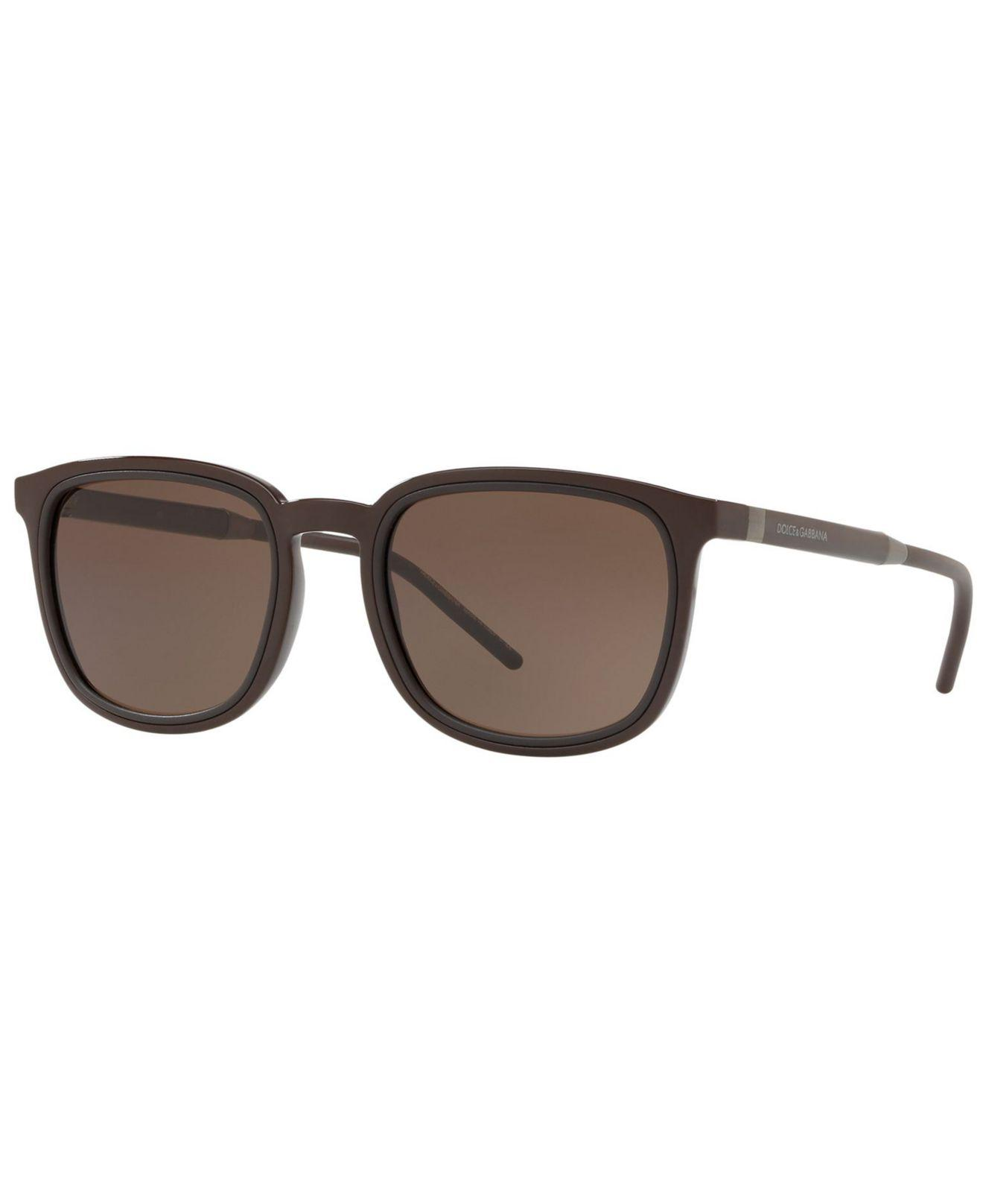 513301ea34c Dolce   Gabbana. Women s Brown Sunglasses ...