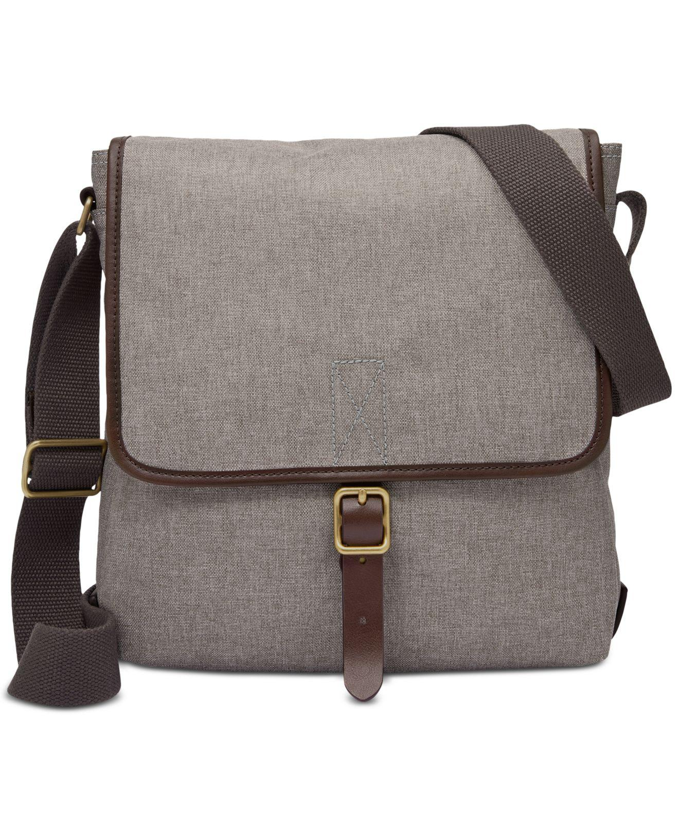 Lyst - Fossil Buckner City Bag for Men a8ced389d2