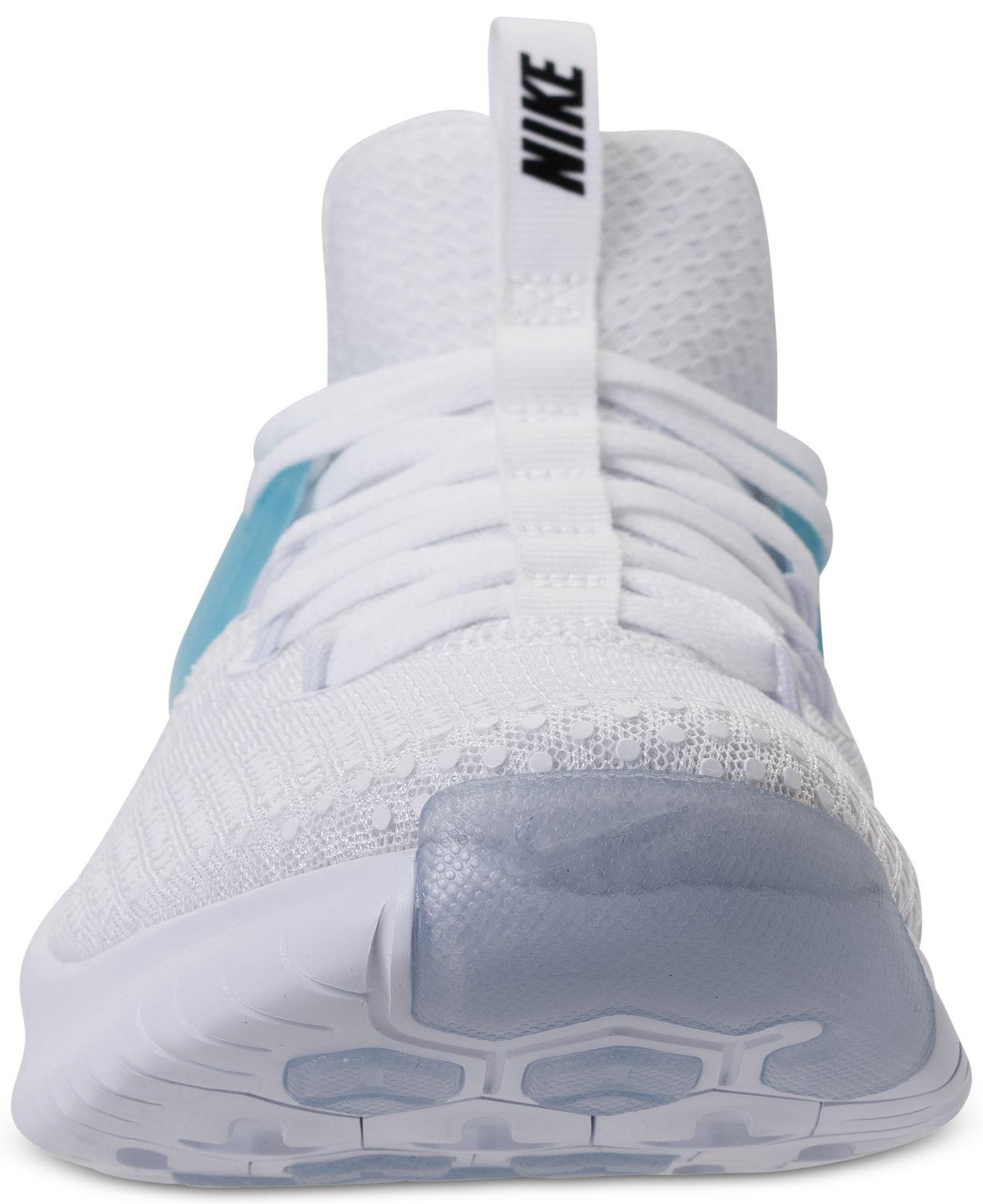 6051301c8f0d9 Lyst - Nike Free Trainer V8 Training Sneakers From Finish Line in ...