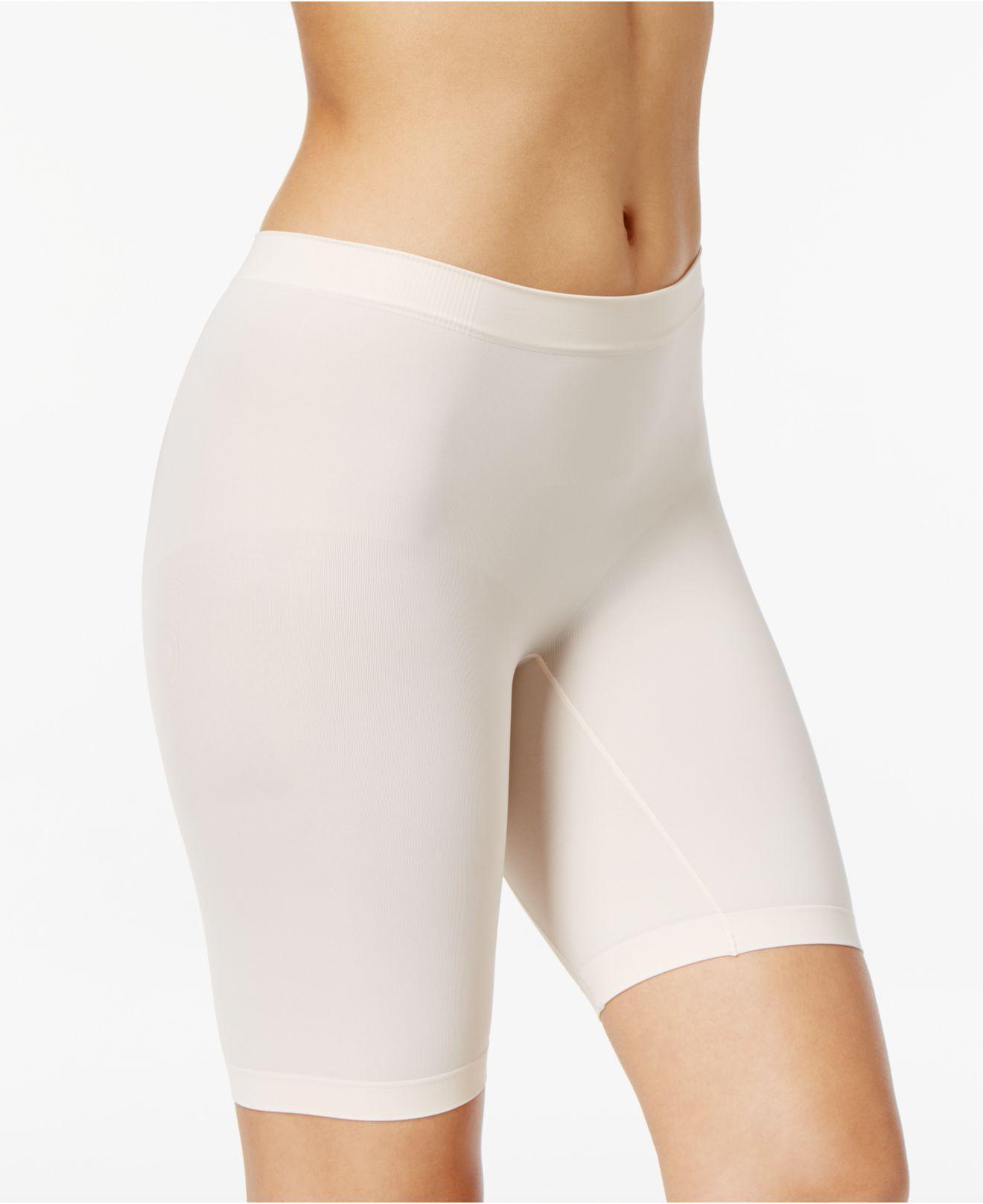 47fad6395 Jockey. Women s Natural Skimmies No-chafe Mid-thigh Slip Short ...