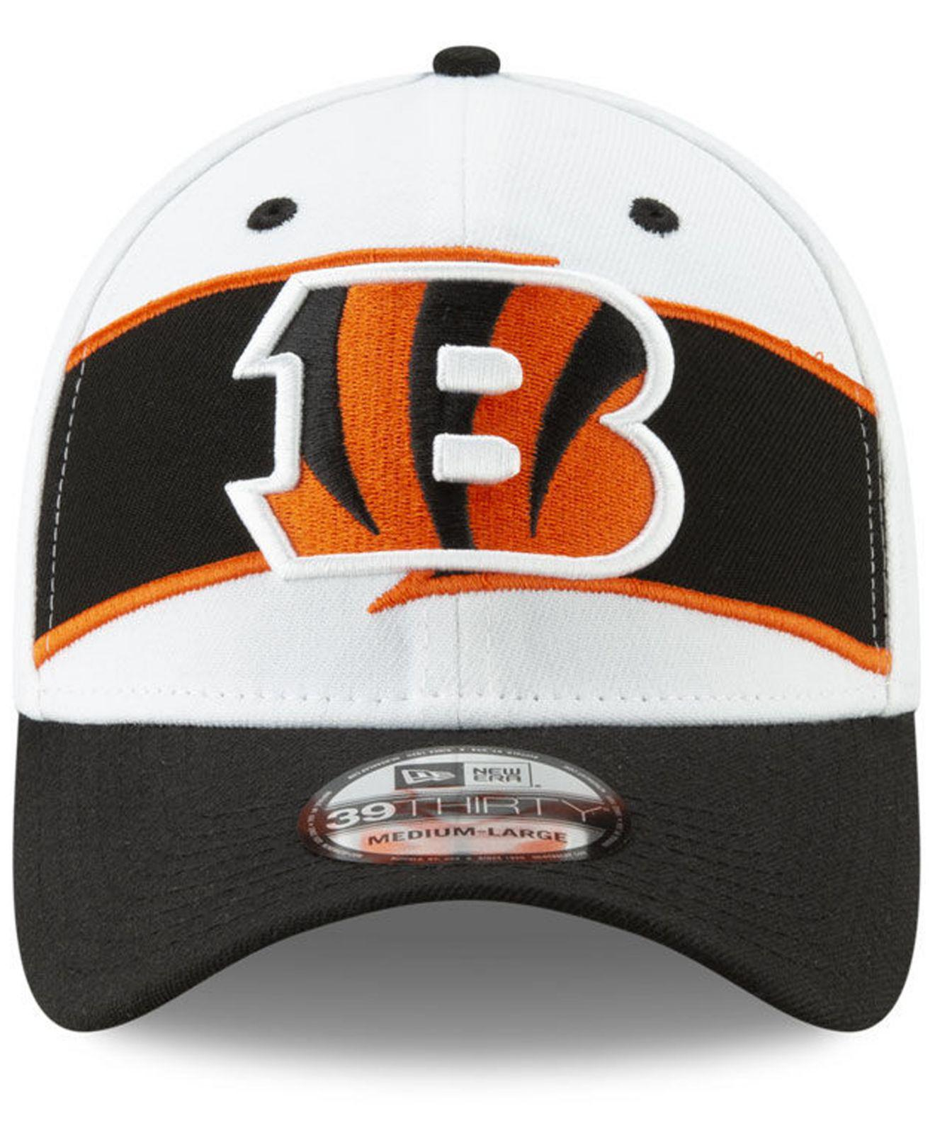 Lyst - Ktz Cincinnati Bengals Thanksgiving 39thirty Cap in Black for Men 41a37e1fd374