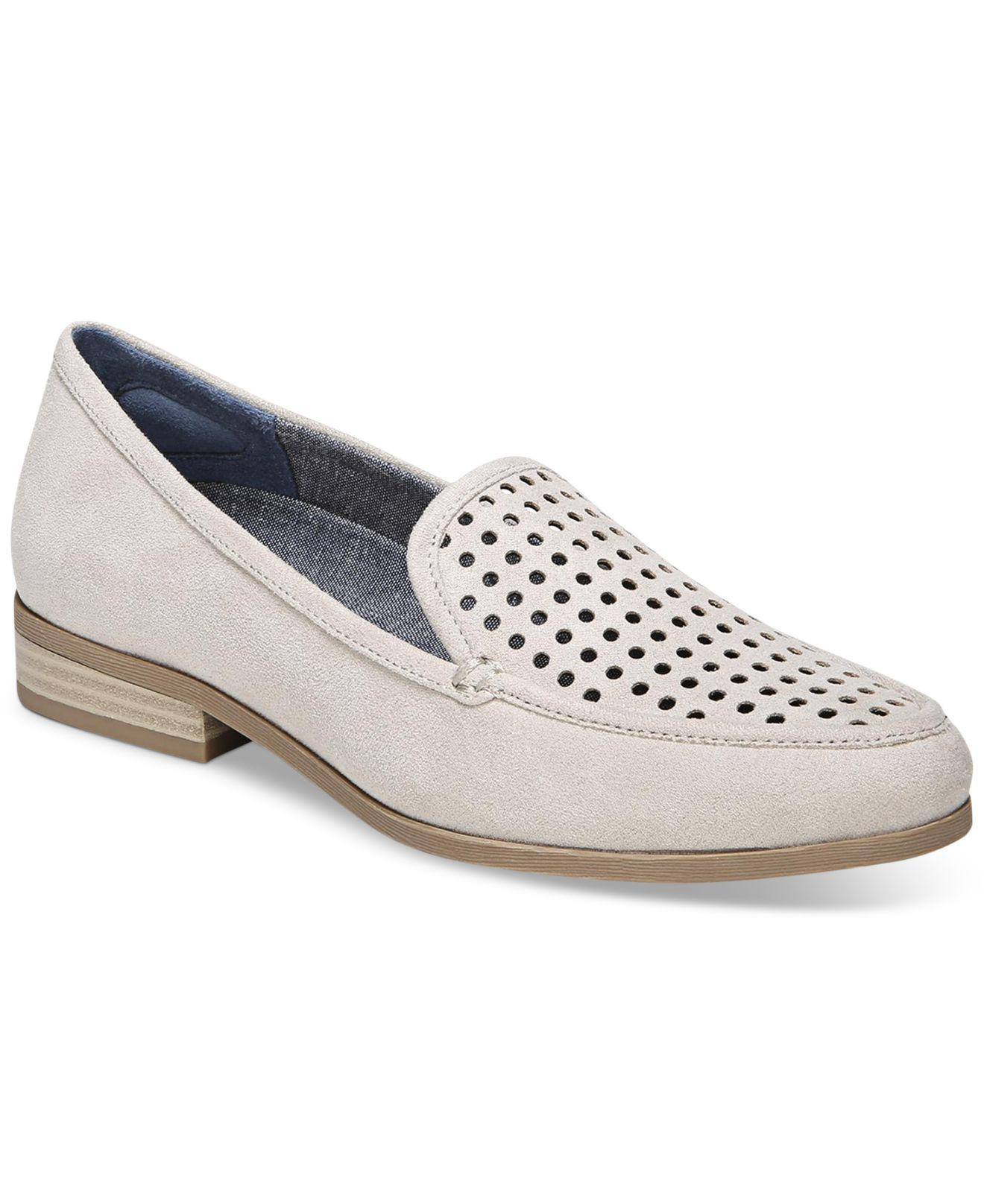 Lyst Dr. 30.0% Scholls Excite Chop Loafers in Gris Save 30.0% Dr. 907d94