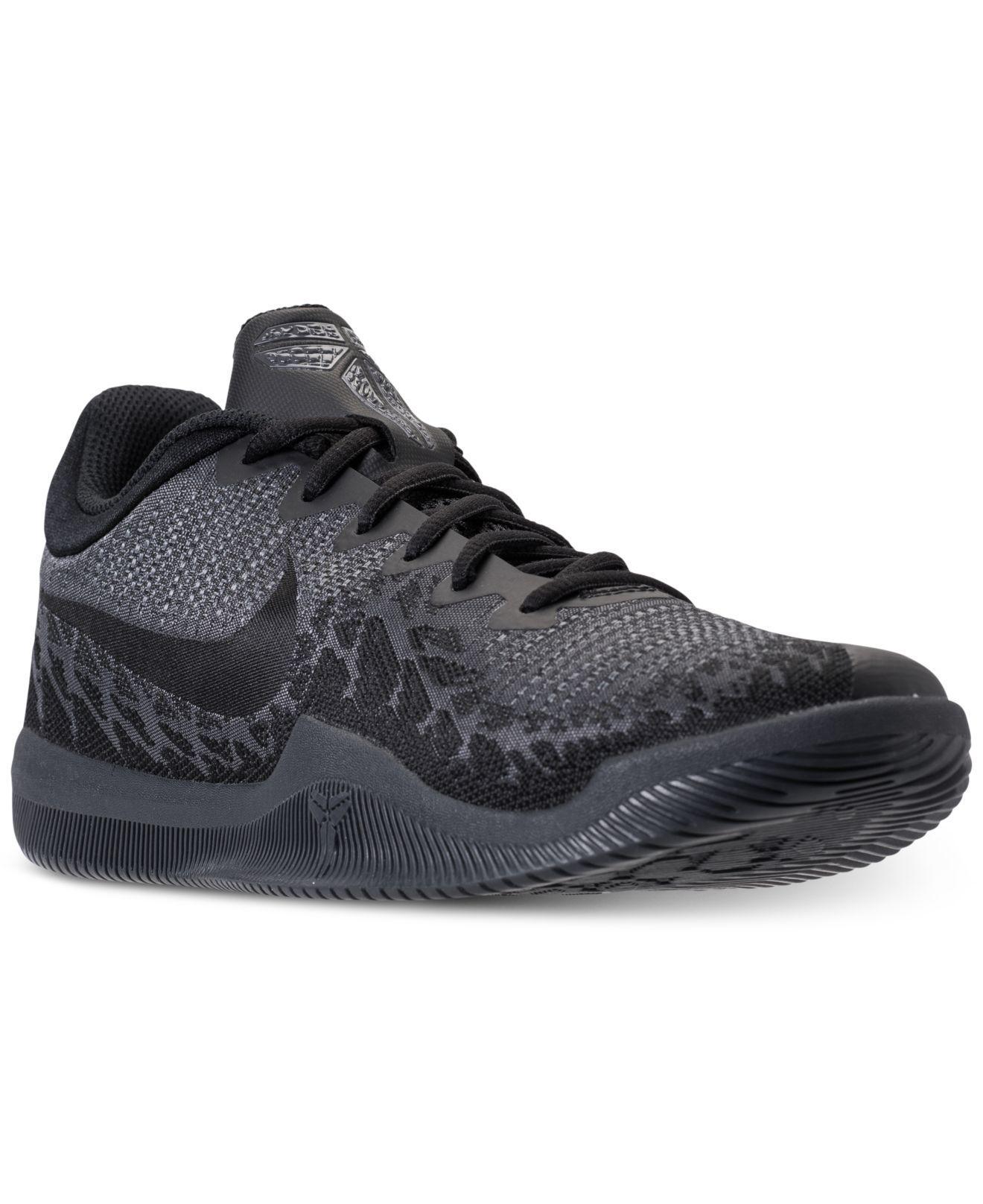 4130256eb15 Nike Men s Kobe Mamba Rage Basketball Sneakers From Finish Line in ...
