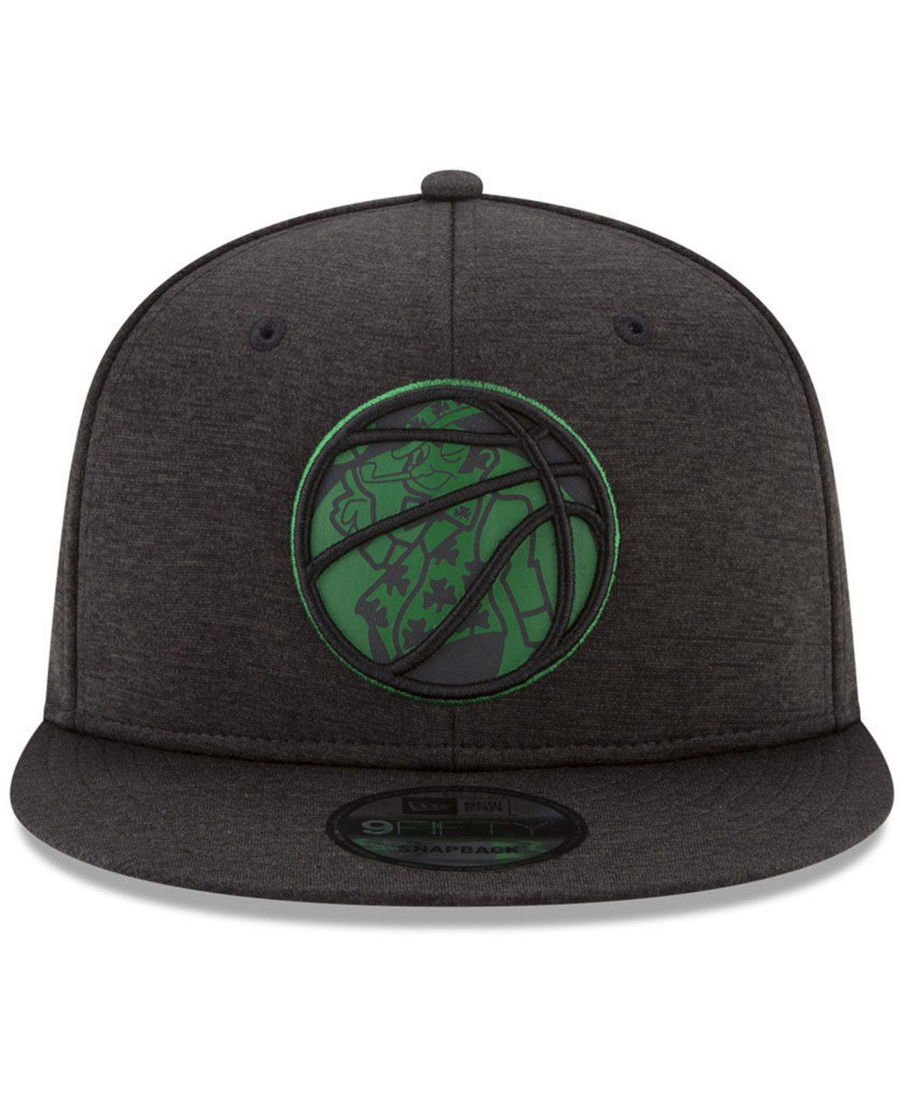 the best attitude 19fd8 99115 Lyst - KTZ Boston Celtics Ball Of Reflective 9fifty Snapback Cap for Men