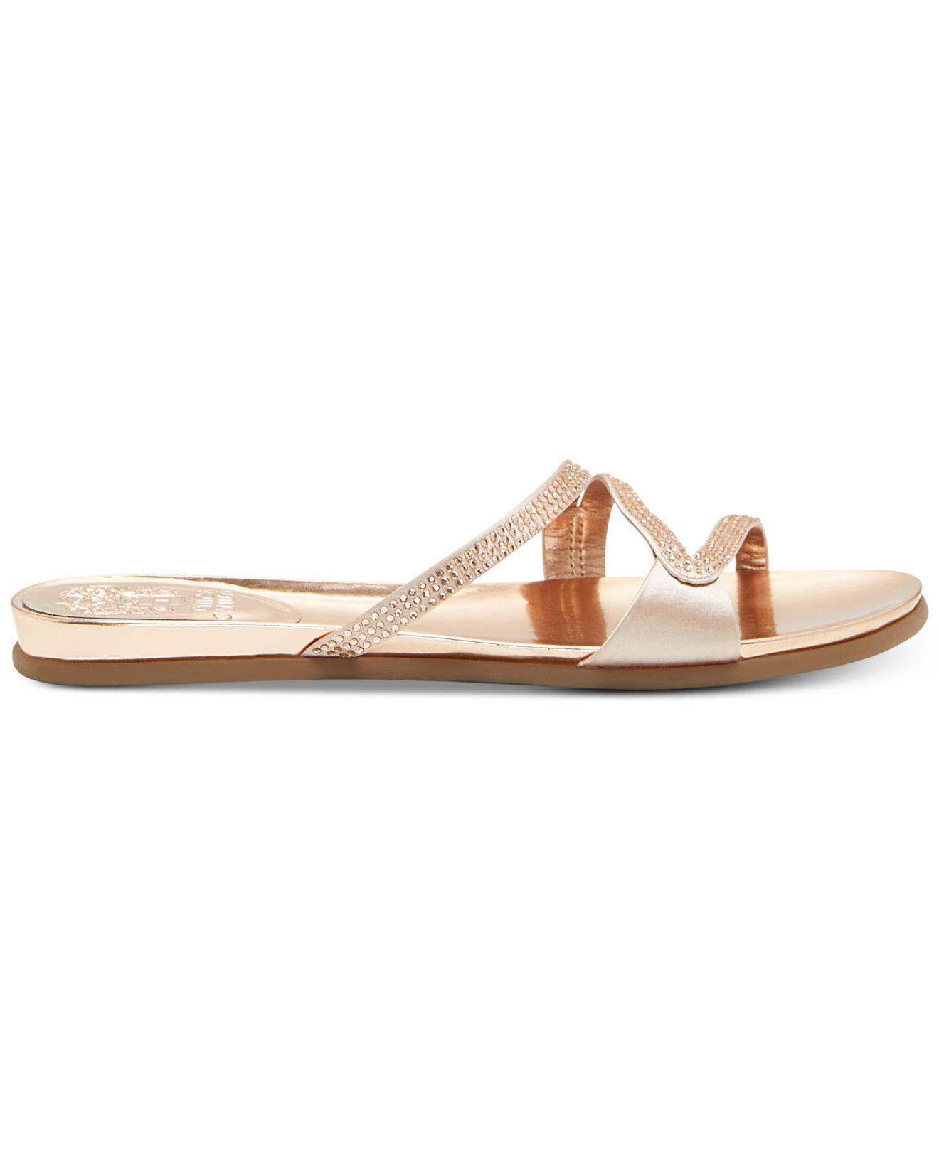 3387c746522 Lyst - Vince Camuto Elouisa Slide Sandals