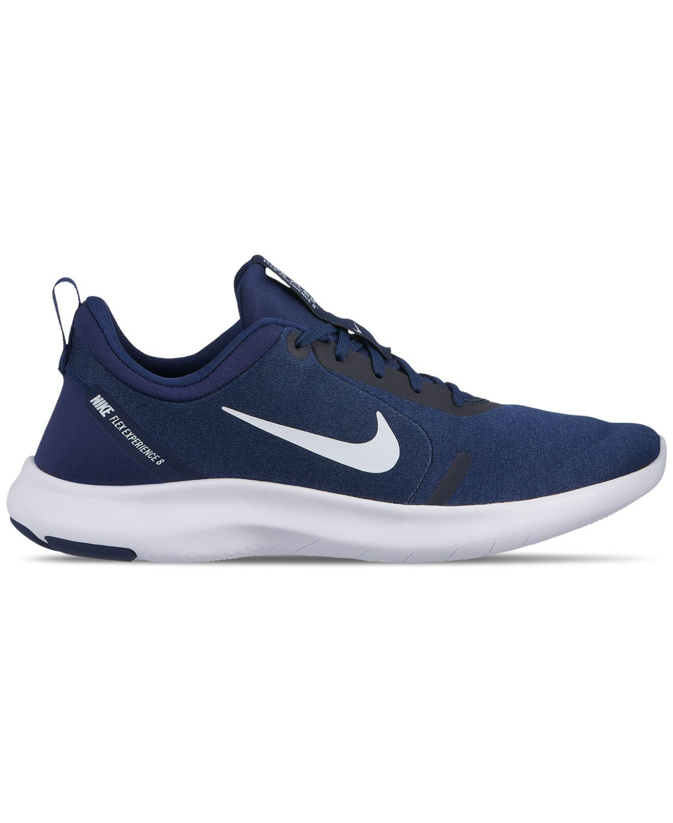 7d13a2a760dd Lyst - Nike Flex Experience Rn 8 Running Sneakers From Finish Line ...