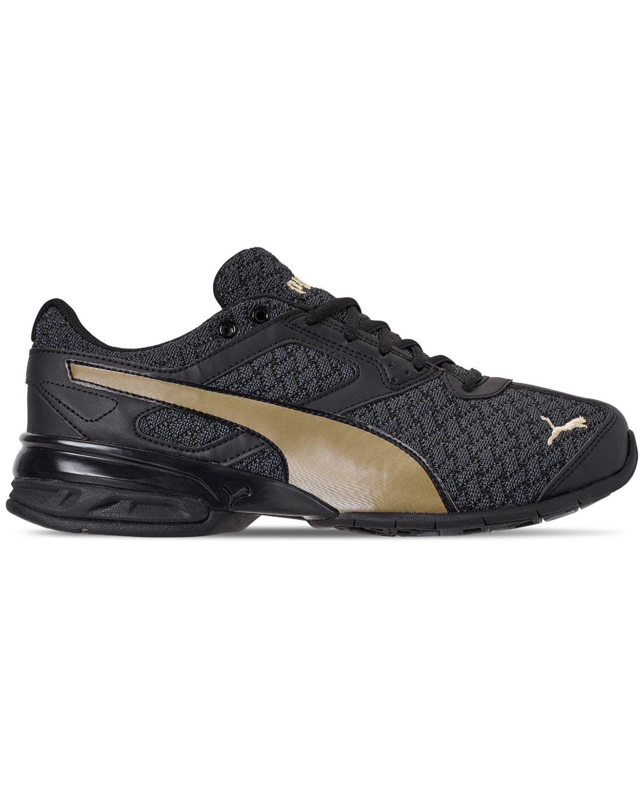 3c6acd94a93f2f Lyst - Puma Tazon 6 Luxe Running Sneakers From Finish Line in Black