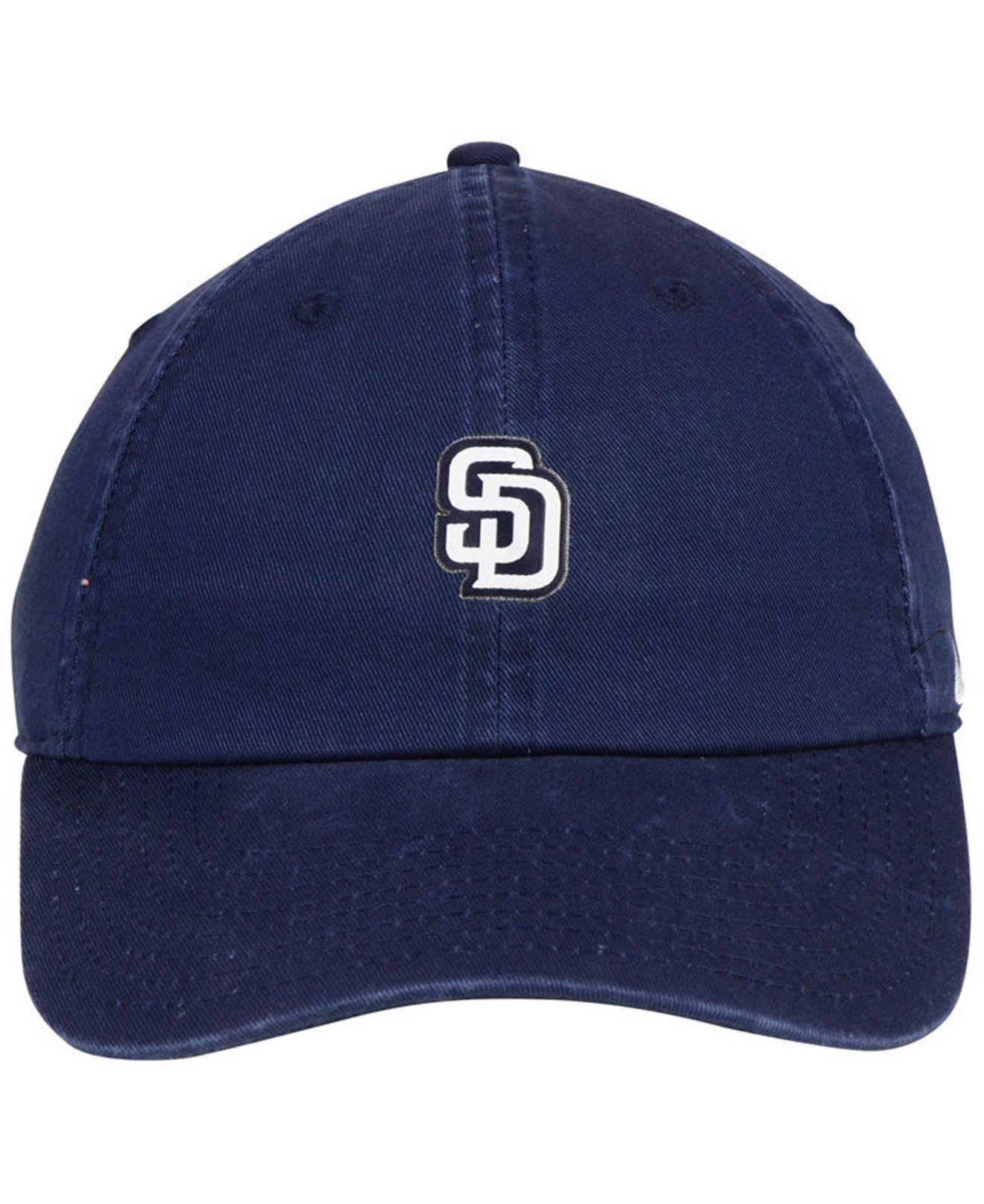 5f9b07dc73fd6 Lyst - Nike San Diego Padres Micro Cap in Blue for Men