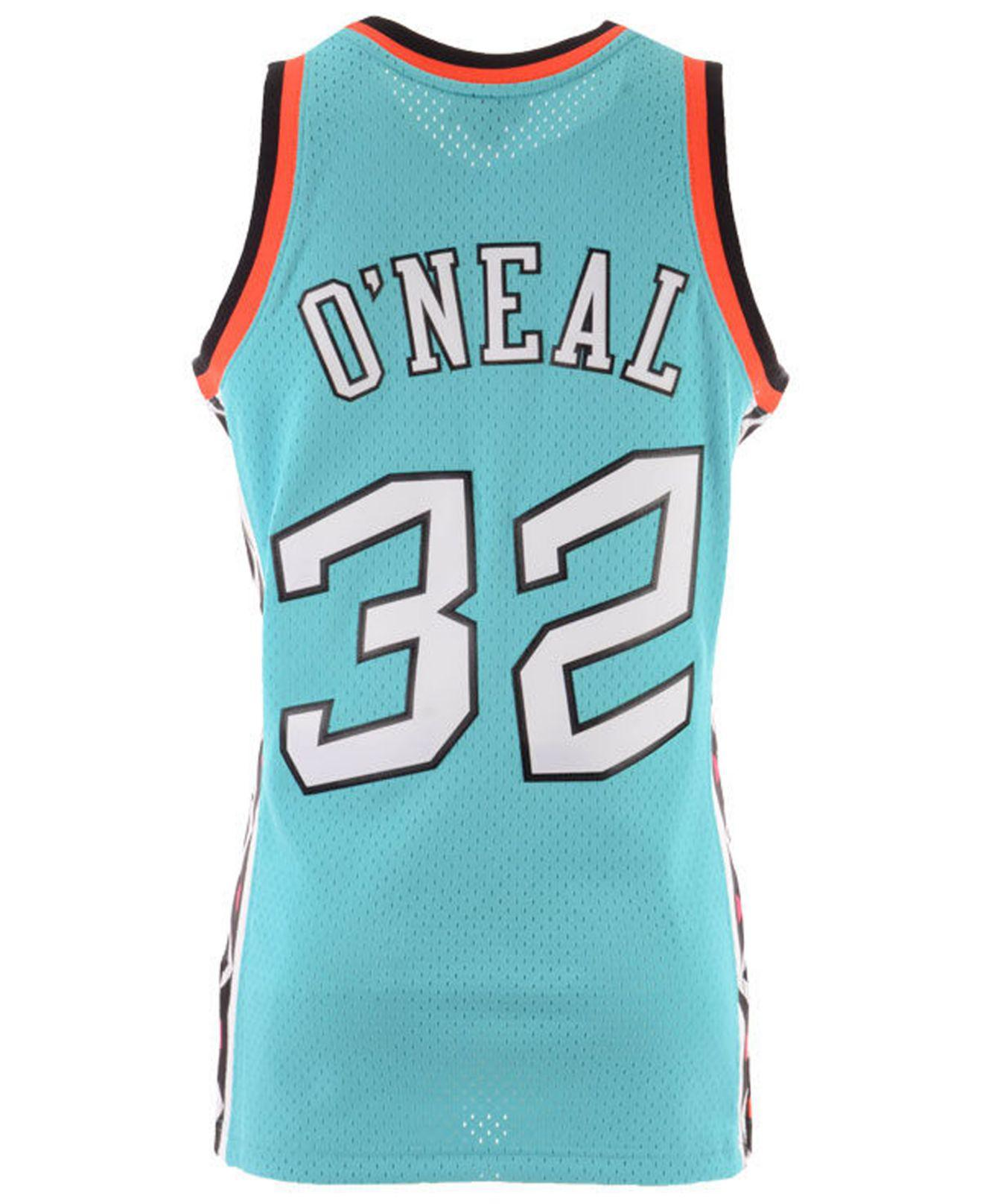 0877a8d12 Mitchell   Ness. Men s Blue Shaquille O neal Nba All Star 1996 Swingman  Jersey