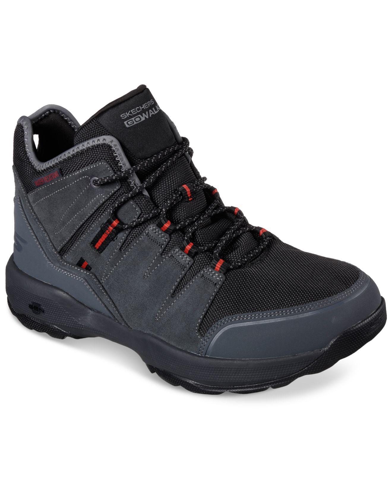 hot sale online 142d2 5c8f1 Lyst - Skechers Men s Go Walk Outdoor 2 Casual Sneakers From Finish ...