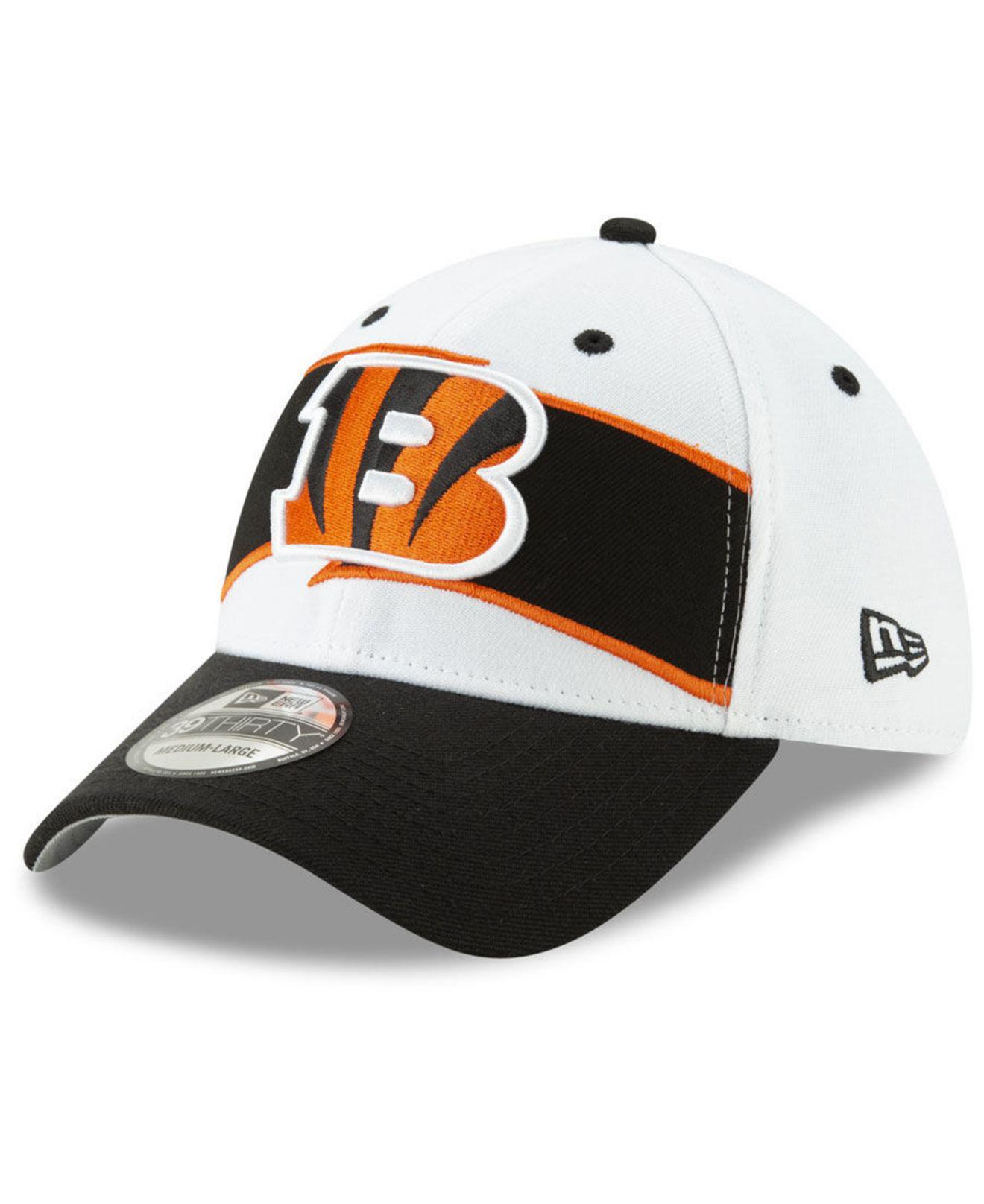 Lyst - Ktz Cincinnati Bengals Thanksgiving 39thirty Cap in Black for Men dd74dfe1d