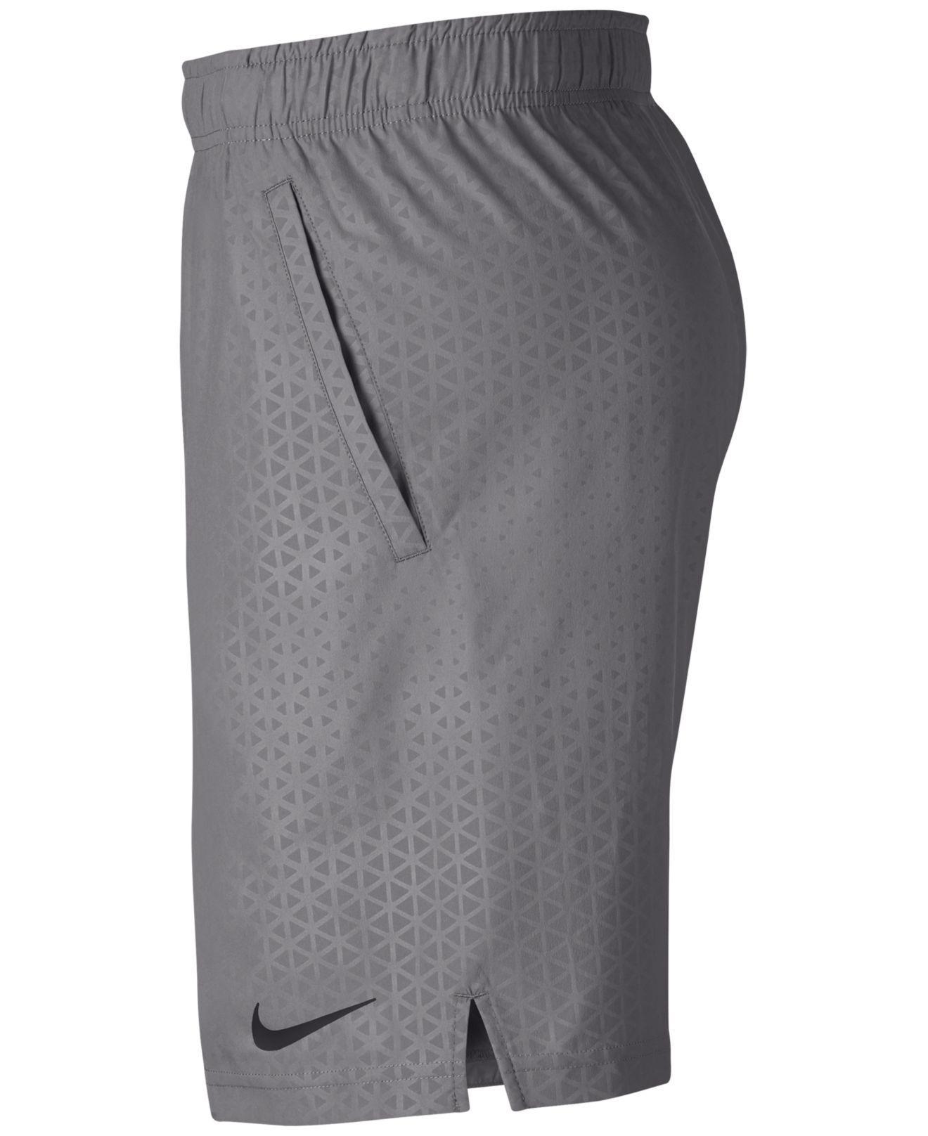 9a4883ebe5756 Nike - Gray Flex Embossed 8
